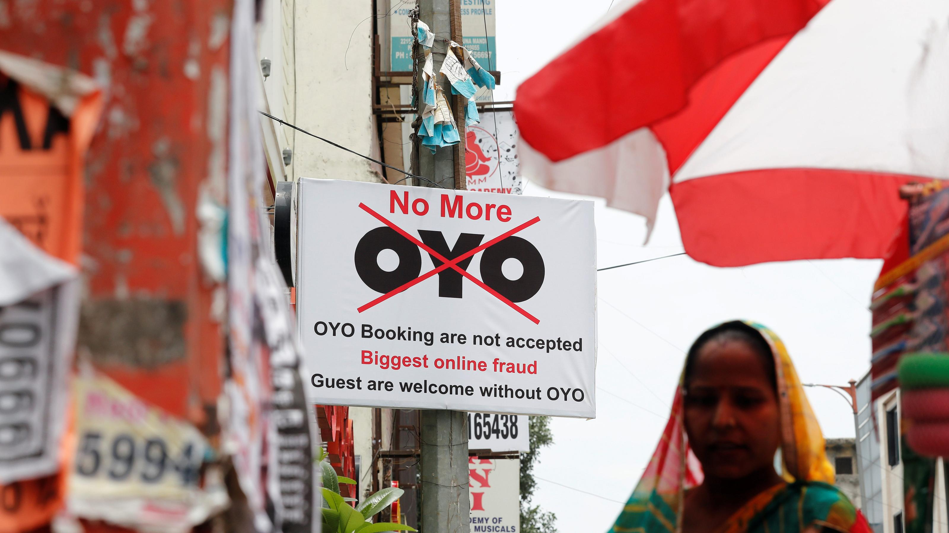 "After ""OYO ruined my anniversary,"" startup faces safety concern"
