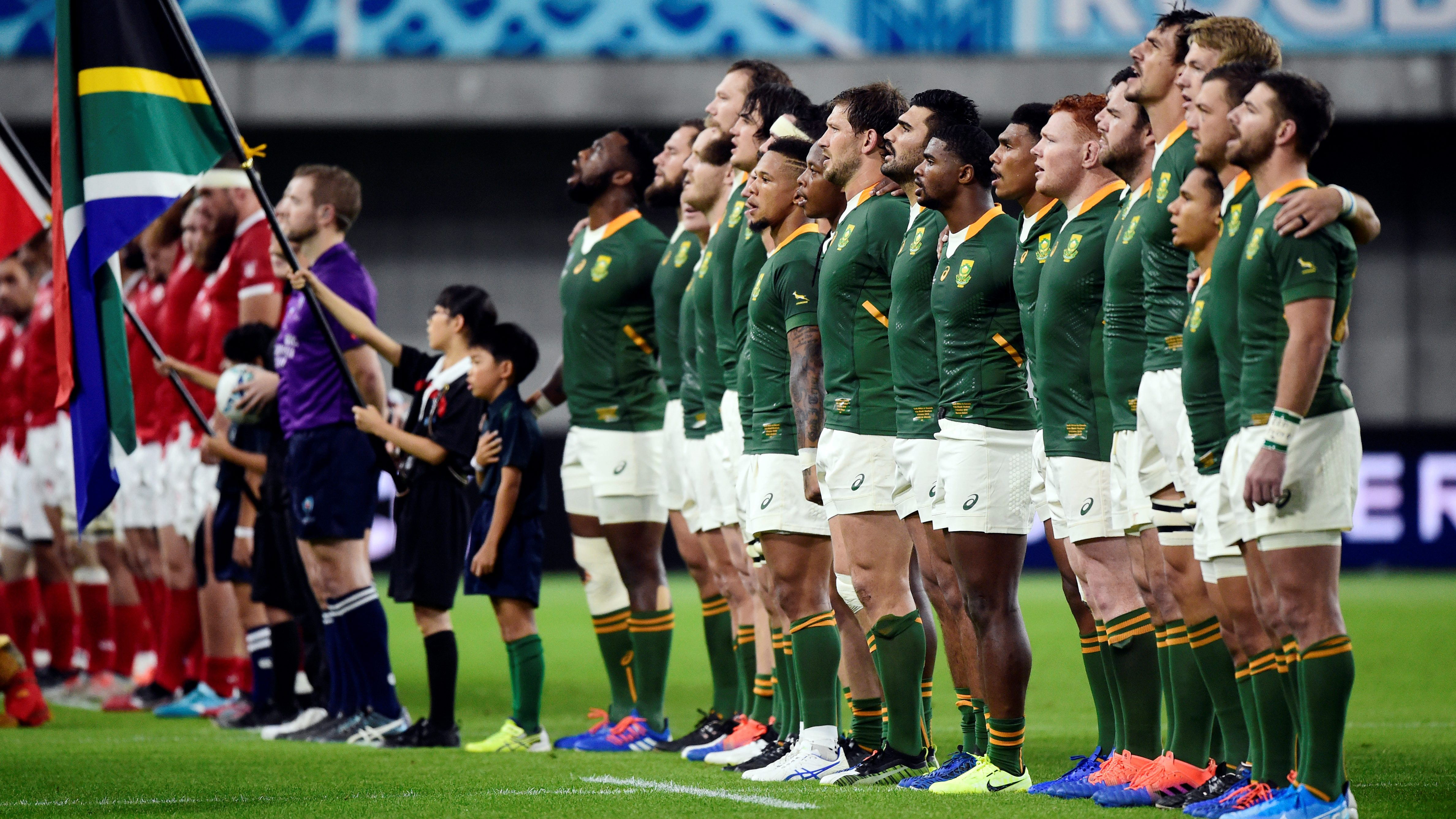 Rugby World cup reminds South Africa it's still divided on race