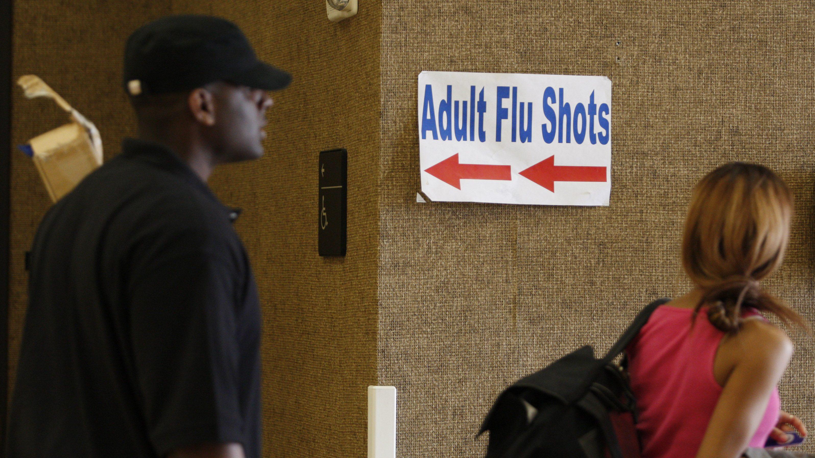 Can you get the flu from a flu shot? — Quartz