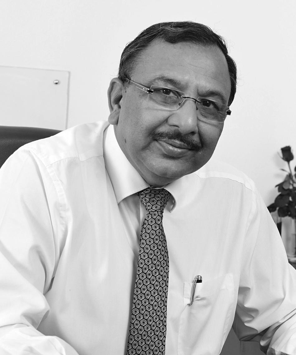 Rajiv Prasad portrait