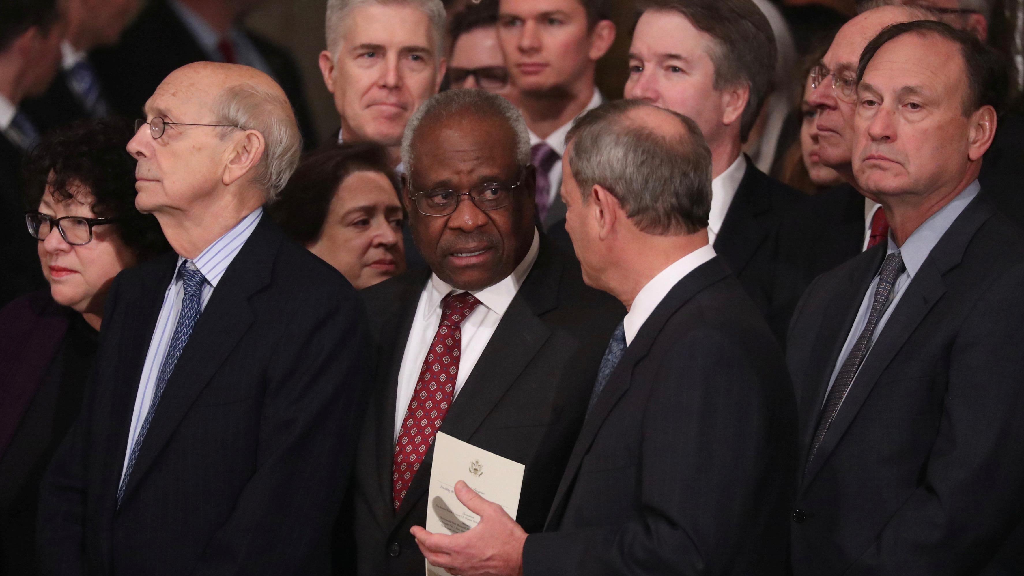 SCOTUS justices.
