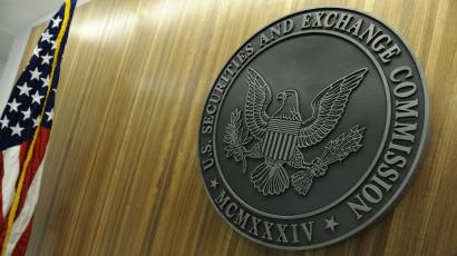 Seal of the US Securities and Exchange Commission