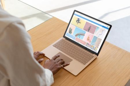 The Surface Laptop 3