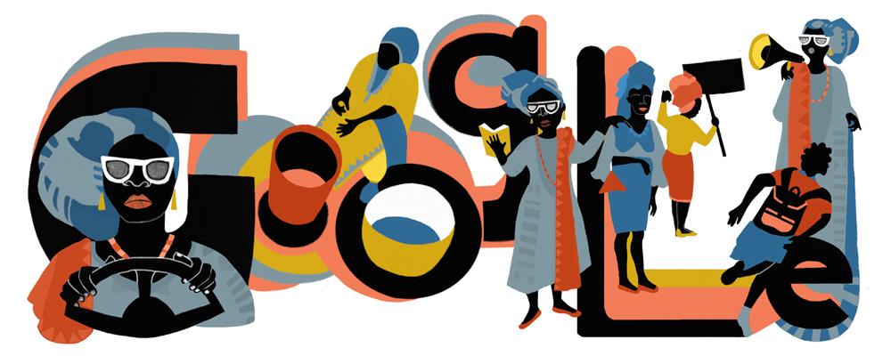 Google Doodle is celebrating the Nigerian icon Funmilayo Ransome-Kuti
