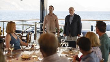 A scene from succession