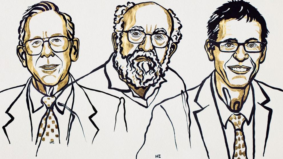 Image result for nobel prize physics 2019