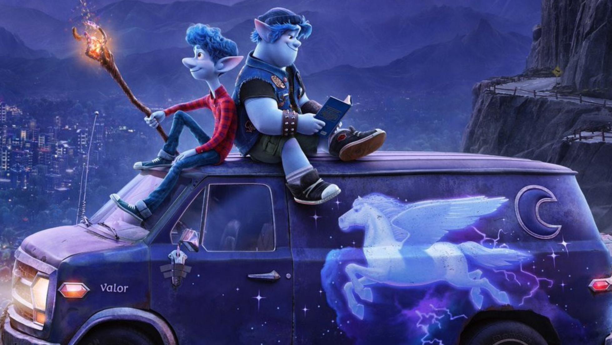 a still from pixar's onward
