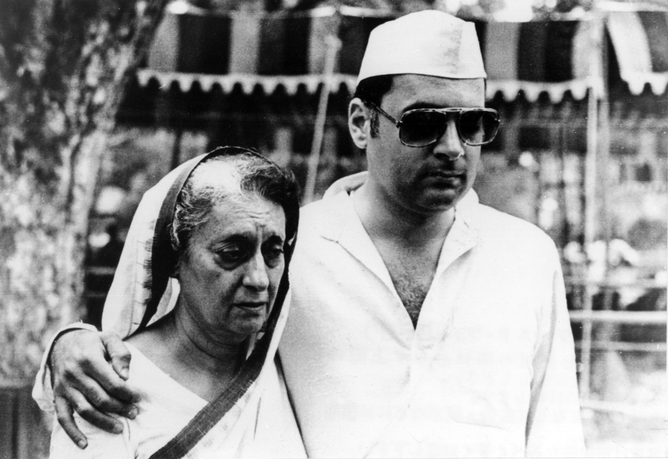 Indira Gandhi-Rajiv Gandhi
