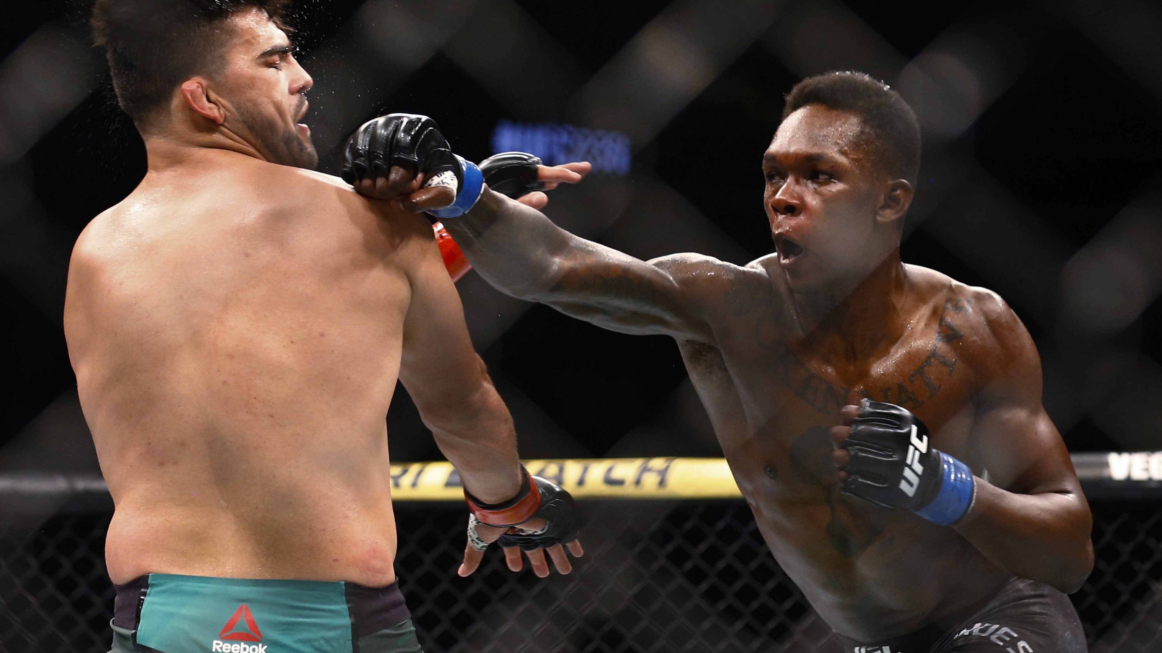 cheap for discount buy popular exclusive range UFC fighters like Israel Adesanya open MMA to Africa, world ...