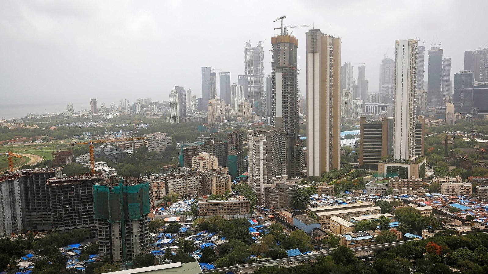 Blackstone, Brookfield flock to India's commercial real estate