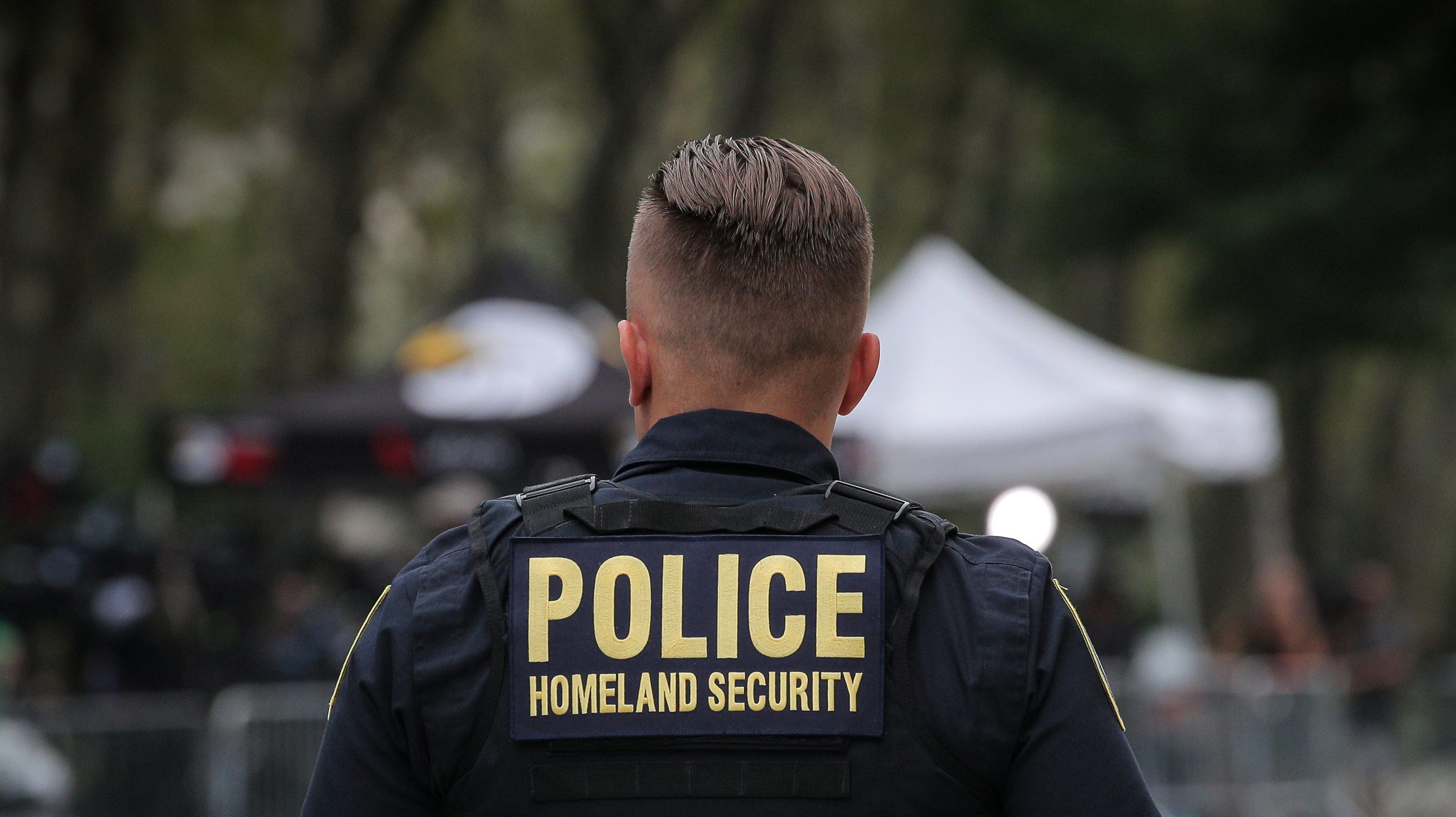 DHS has biometric data on 260 million people