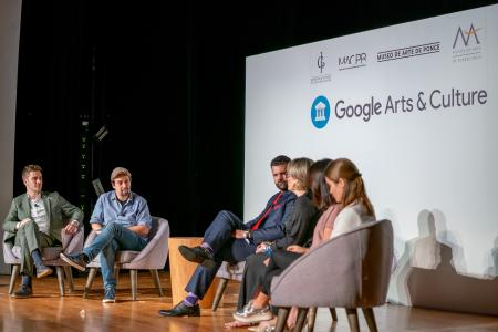photo Lin-Miranda Manuel is among the speakers at the launch of Google Art & Culture launch in San Juan