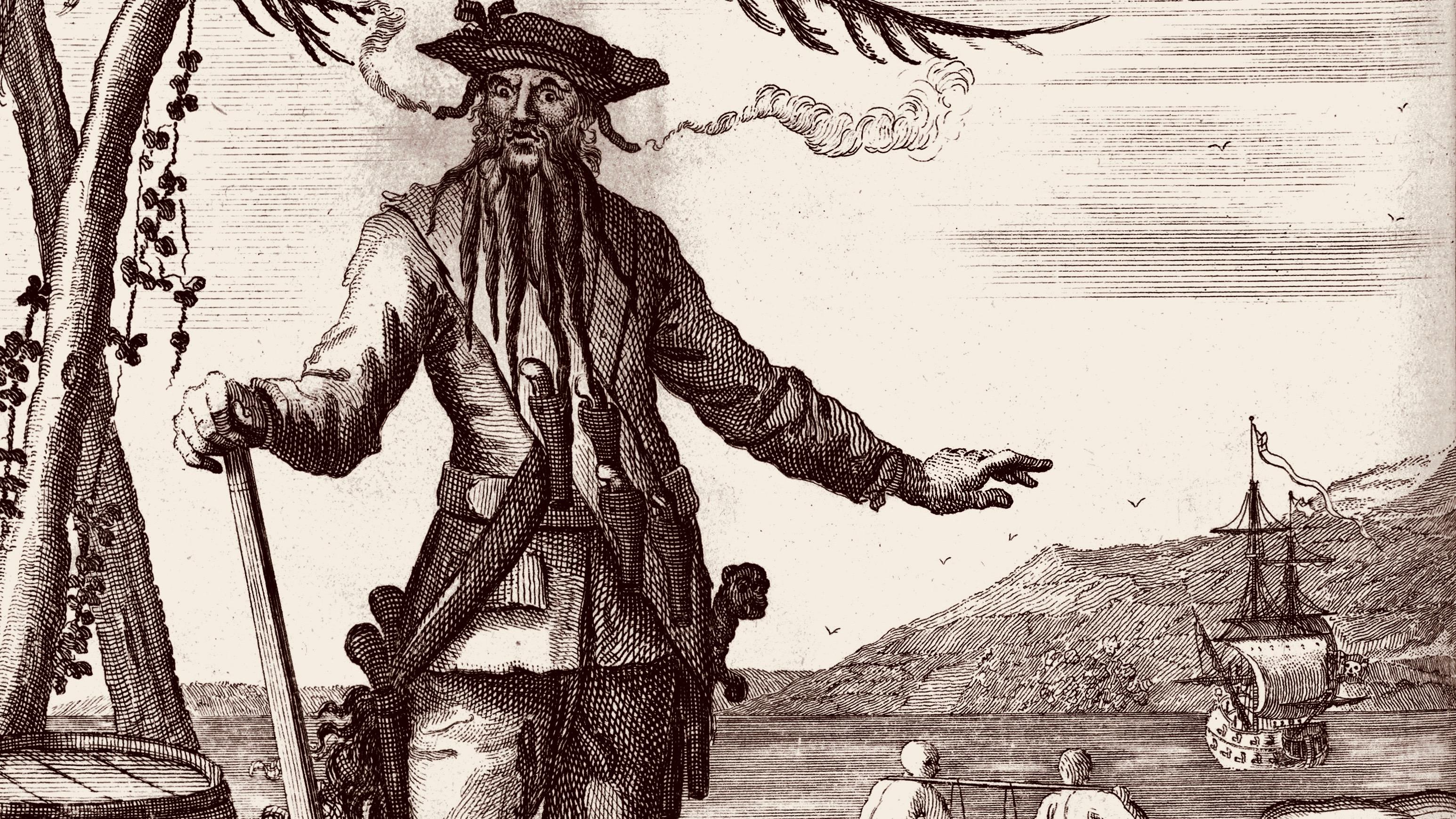 SCOTUS copyright case has pirate Blackbeard laughing from grave — Quartz