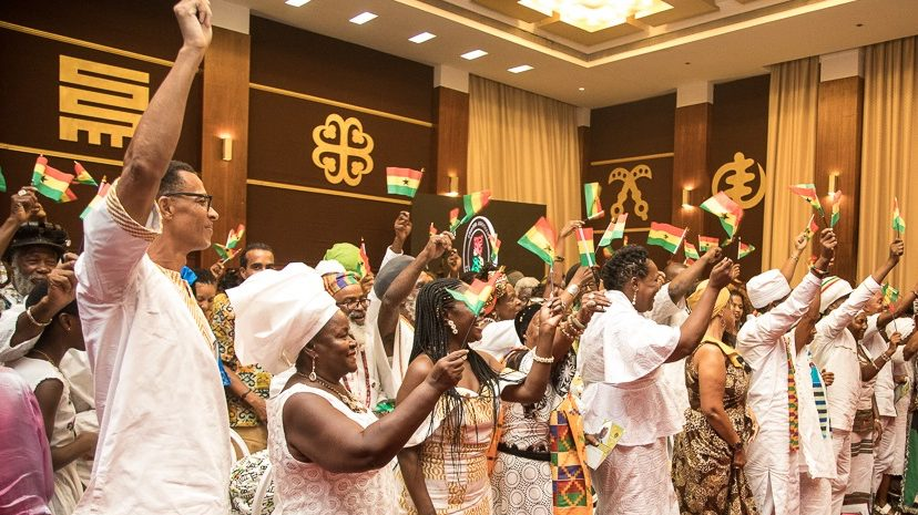 Ghana grants citizenship to over 100 African Americans, Afro-Caribbeans as part of Year of Return