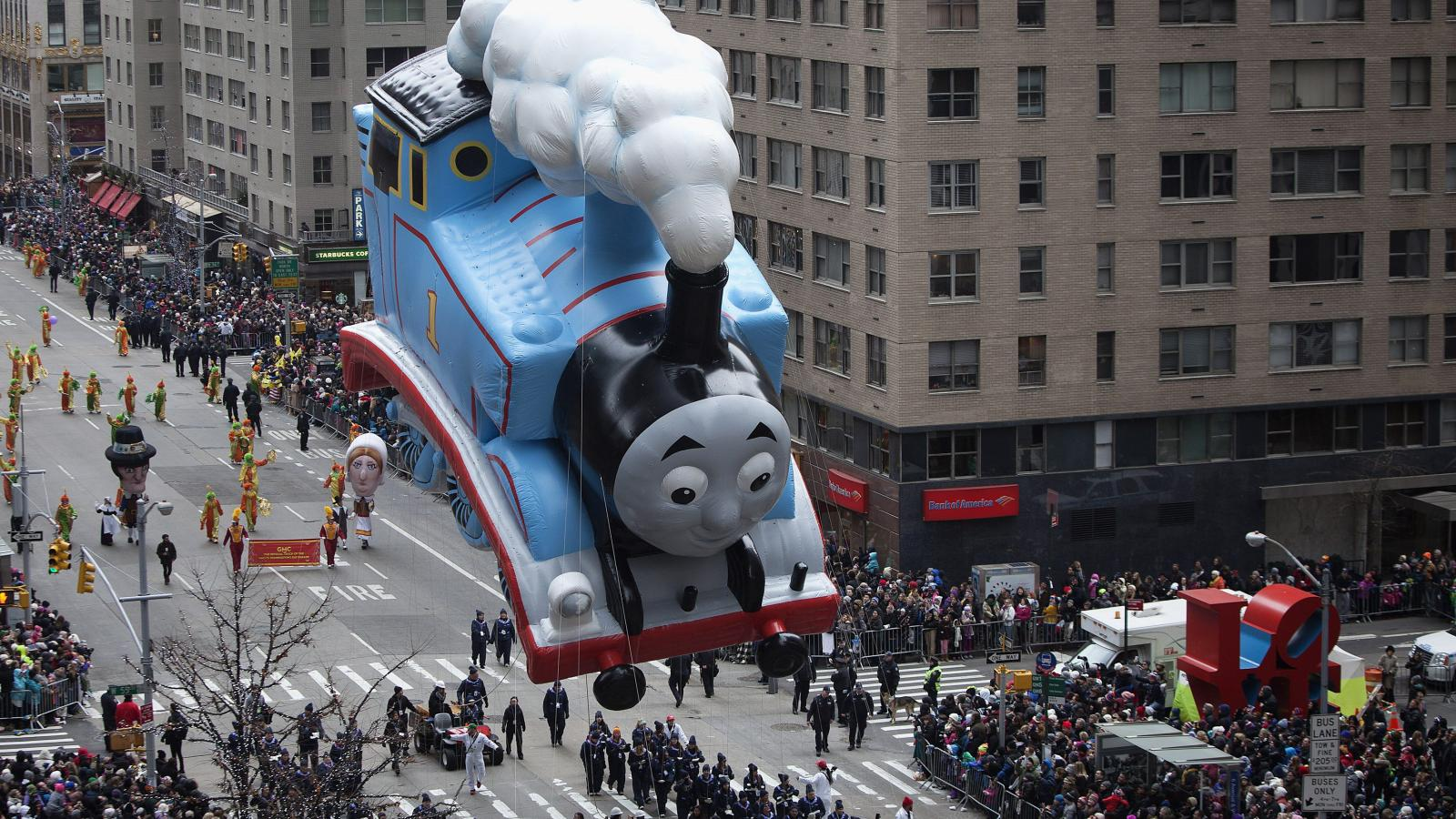 Thomas The Tank Engine Involved In Alleged Accounting Cover Up
