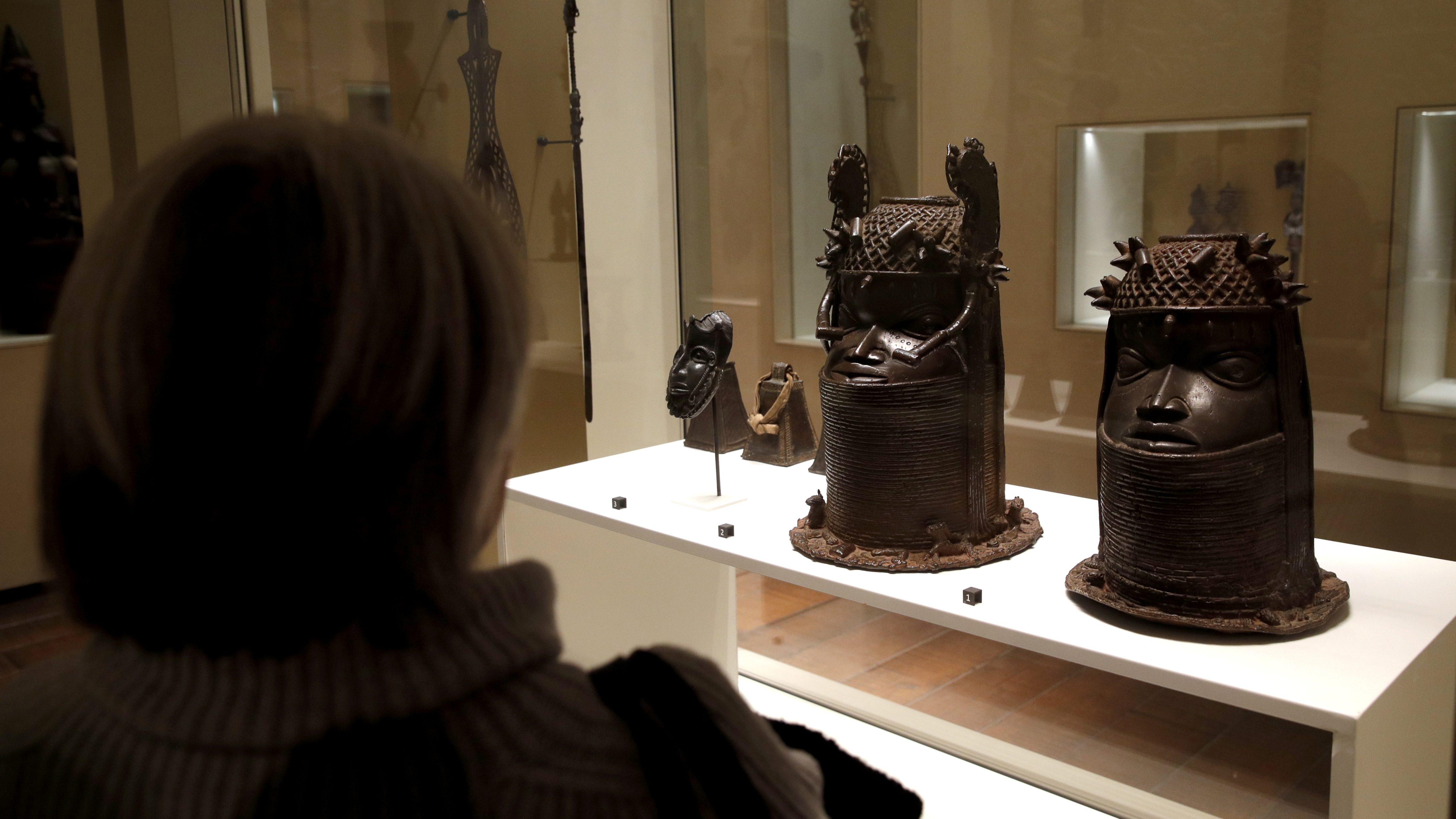 Europe's museums are fighting to keep Africa's stolen artifacts