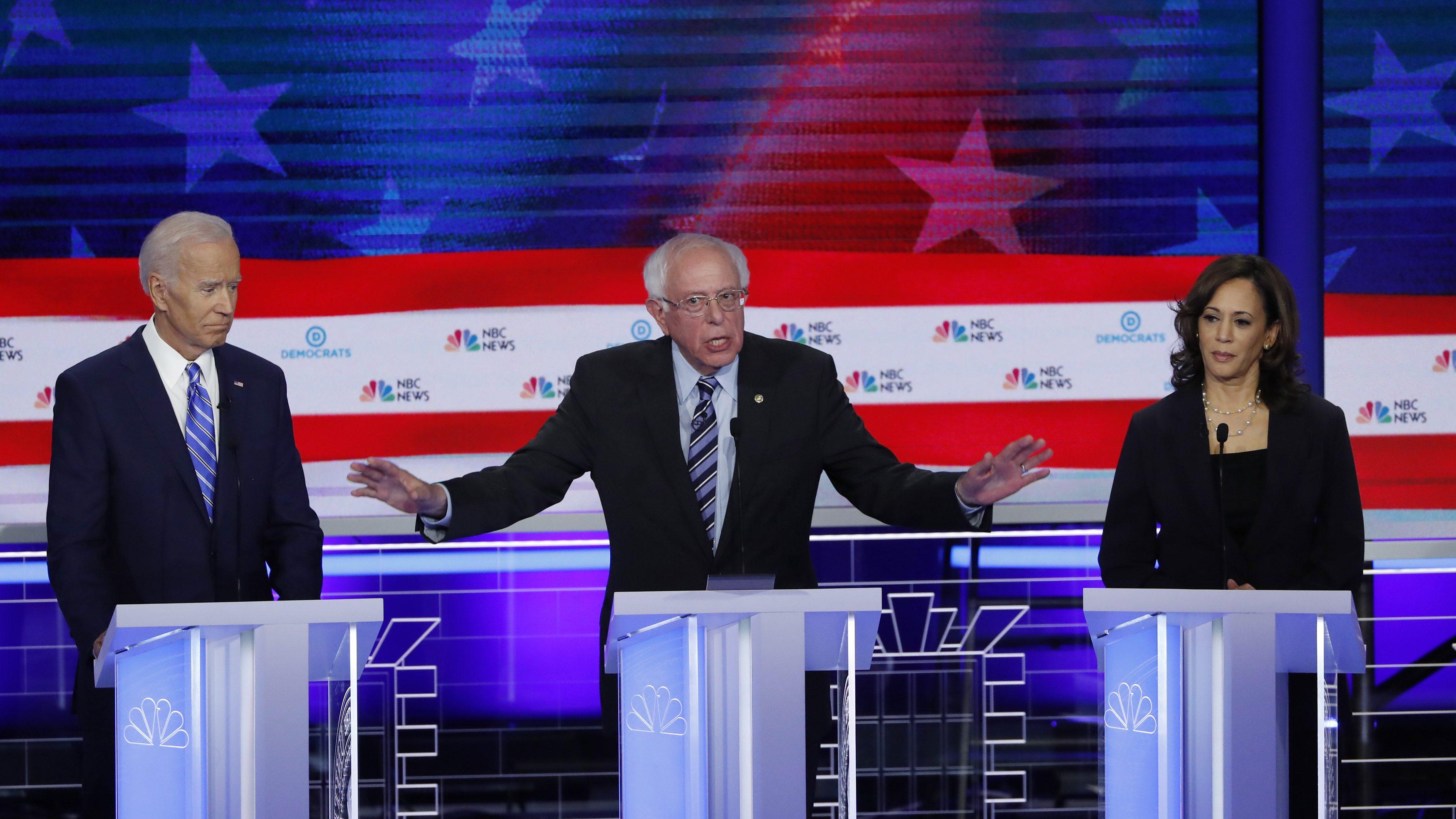 How 2020 US Democratic candidates compare to global politicians — Quartz