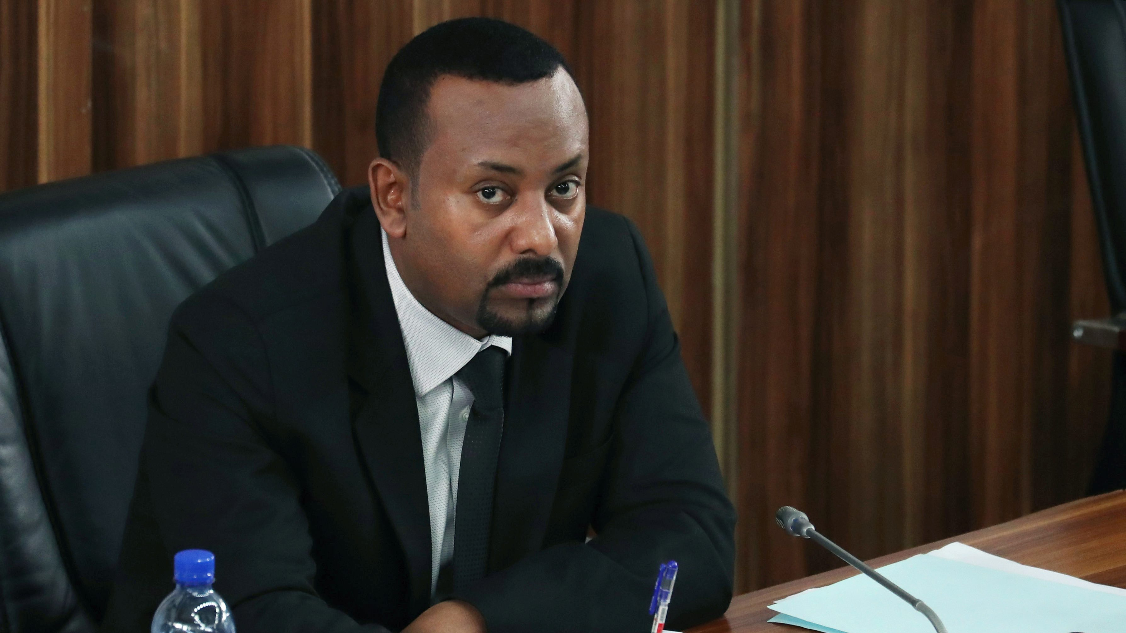 Ethiopians are losing faith in prime minister Abiy's promises for peace