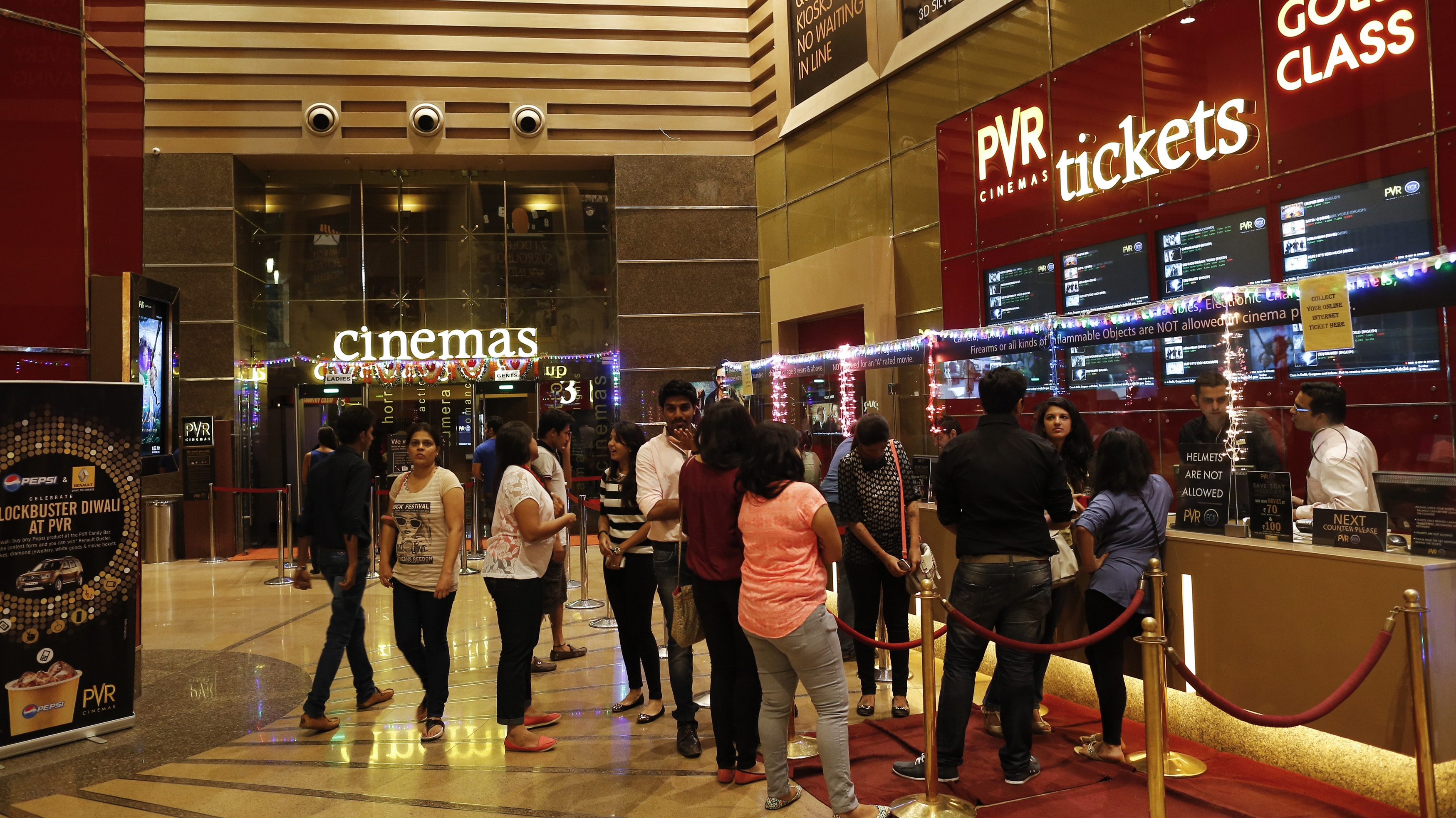 India's PVR, Inox unfazed by Netflix, Hotstar, Amazon Prime ...