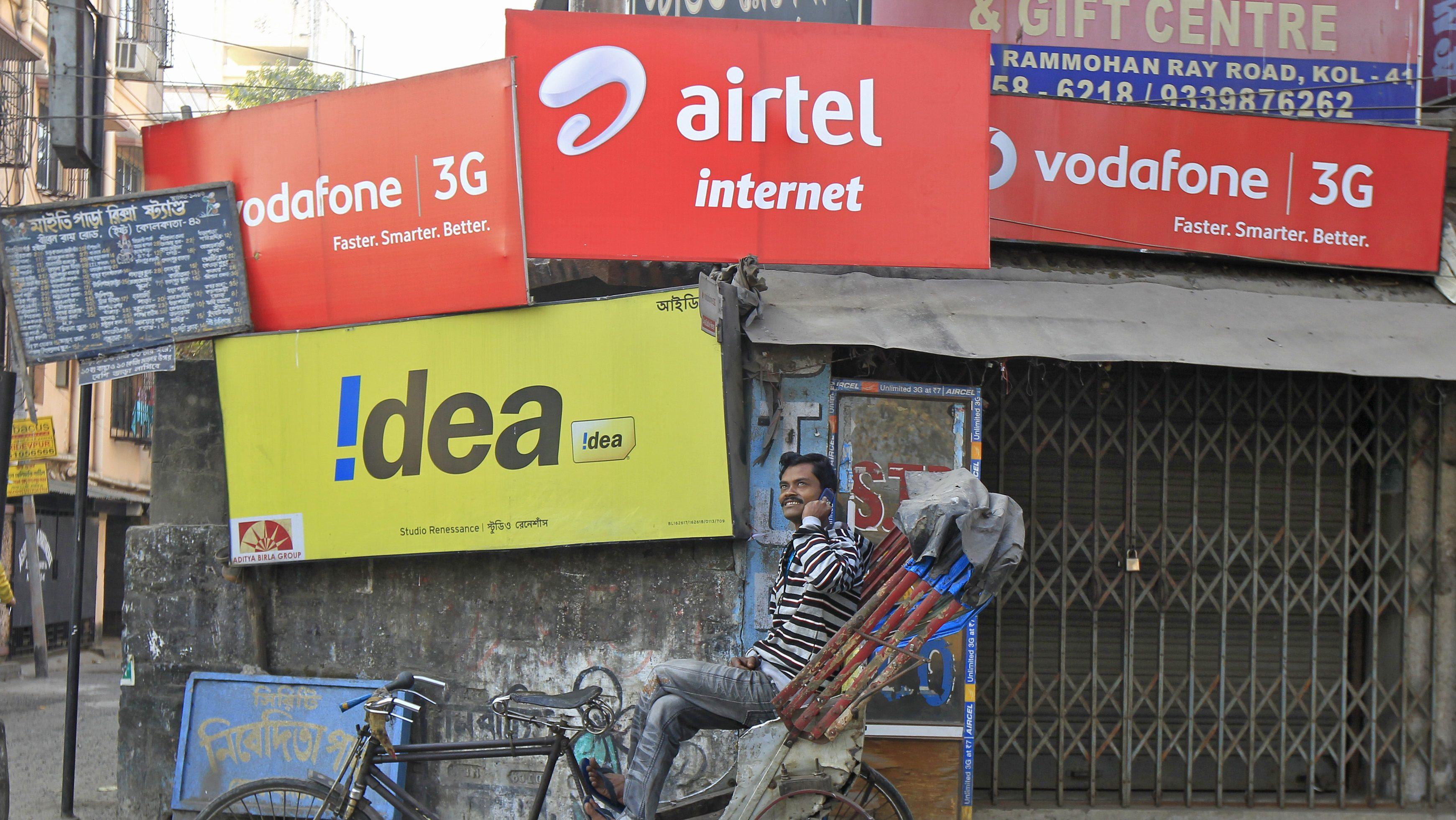 Jio-hit Bharti Airtel, Vodafone Idea Q2 loss singe Indian telecom