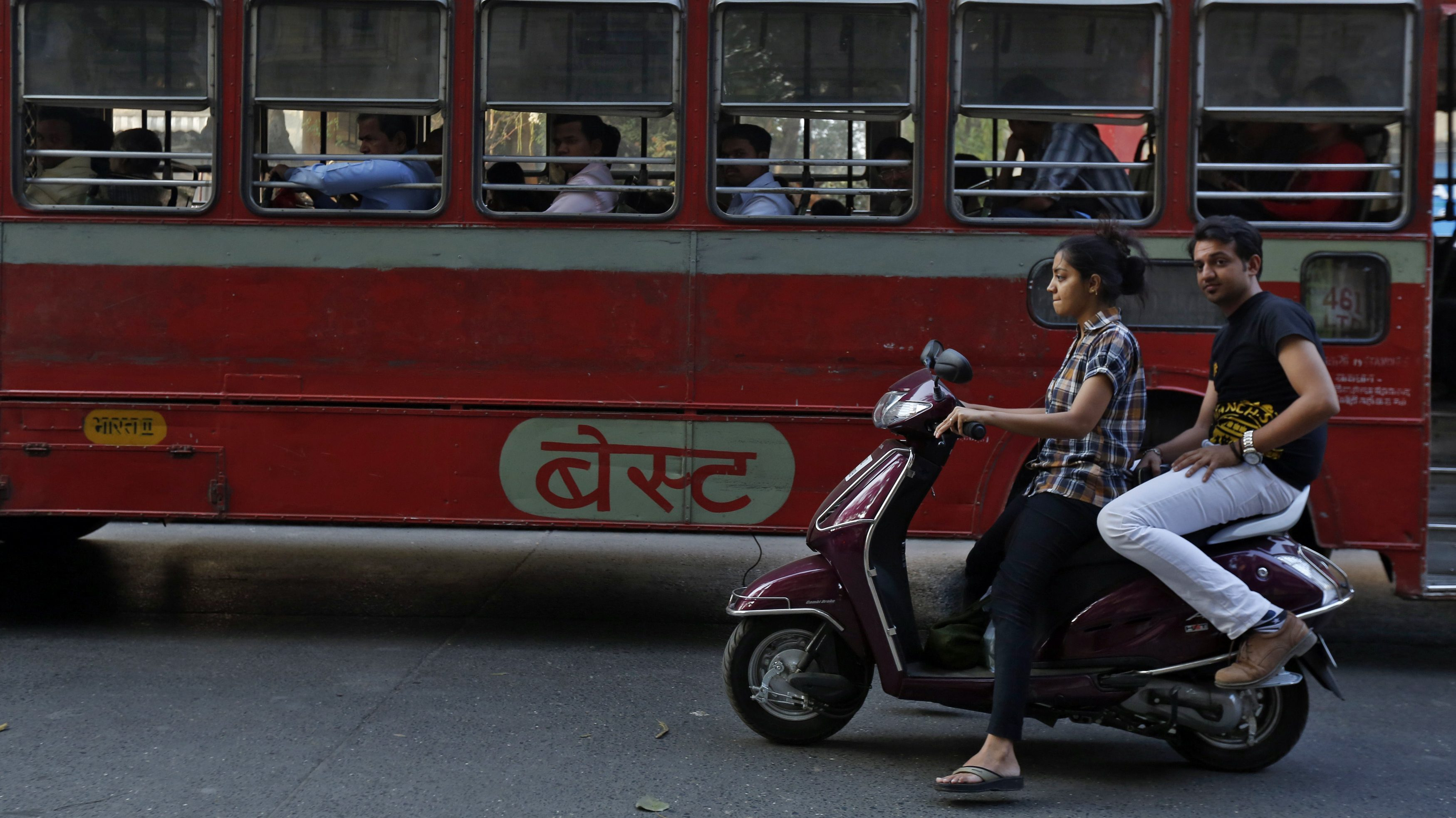 India's Bengaluru is now the scooter sharing capital of the world