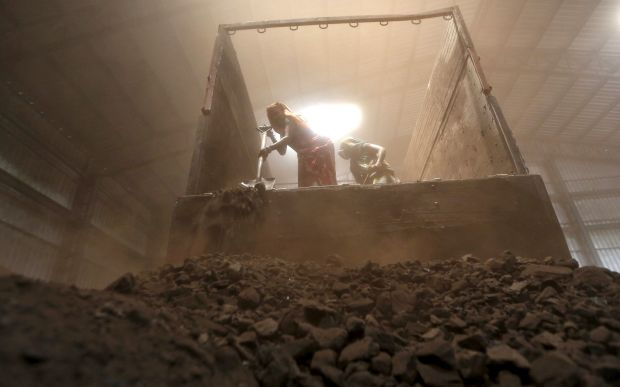 Coal demand in India is hit by its economic slowdown and a good monsoon
