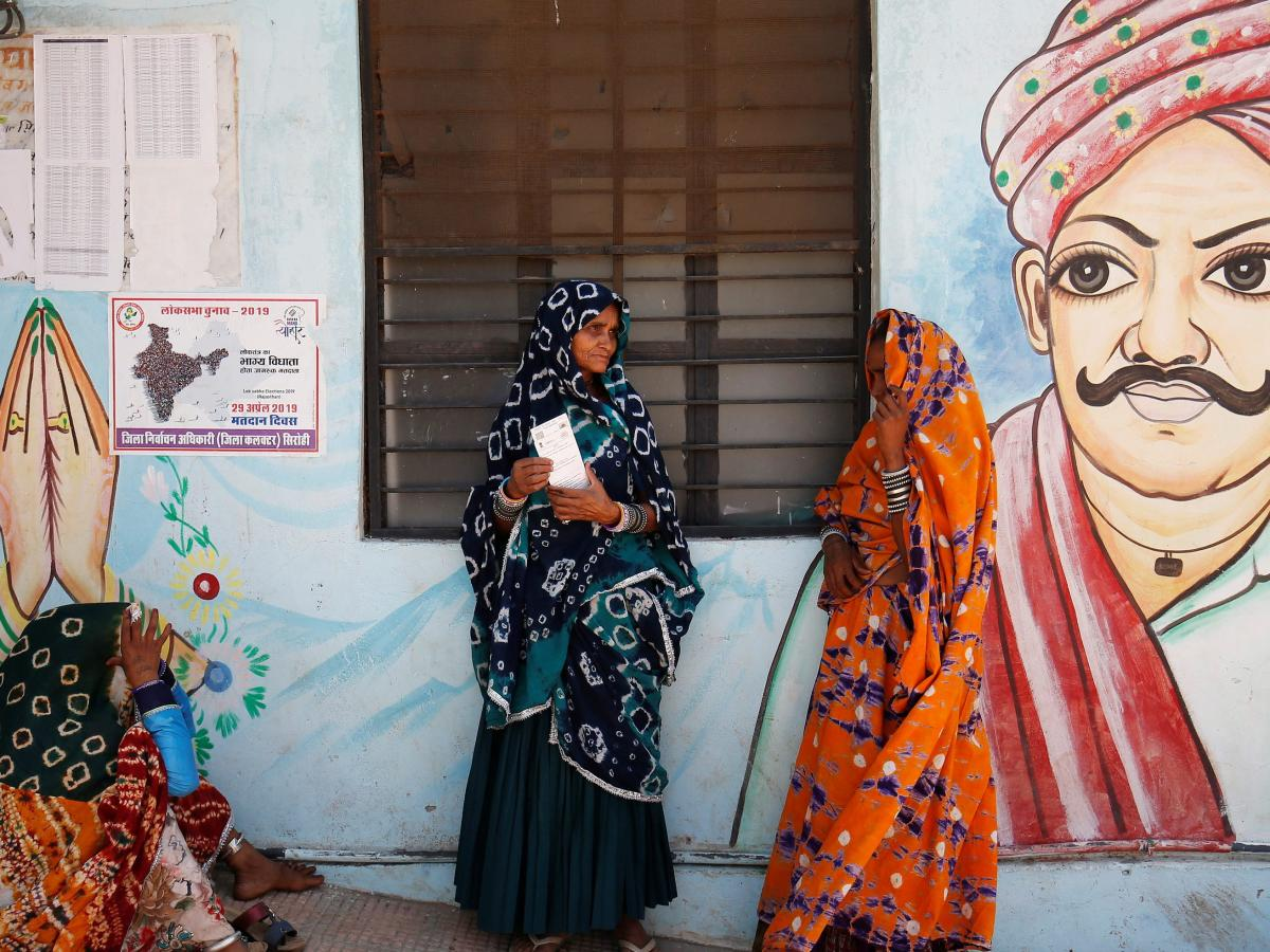 Patriarchy holds Indian women back from participating in politics — Quartz India
