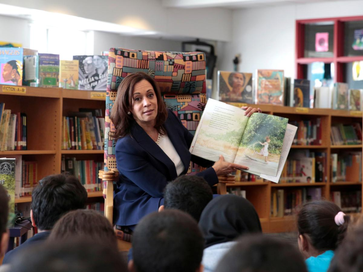 Kamala Harris Extended School Day Bill Is A Costly Gamble Quartz