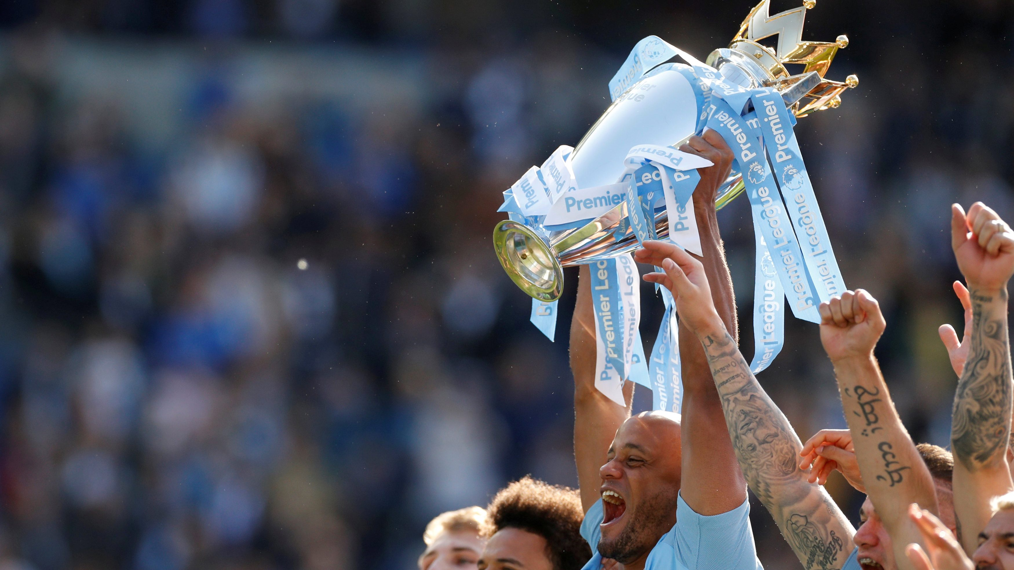 How Manchester City's owners became the Disney of sport