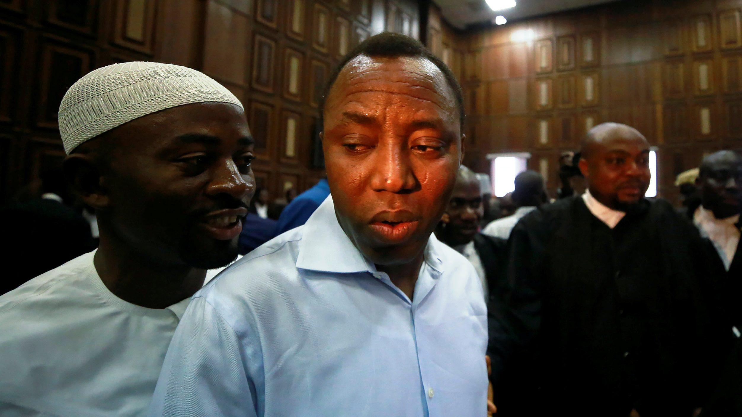 Sahara Reporters Sowore face of Nigeria's shrinking press freedom - Quartz Africa