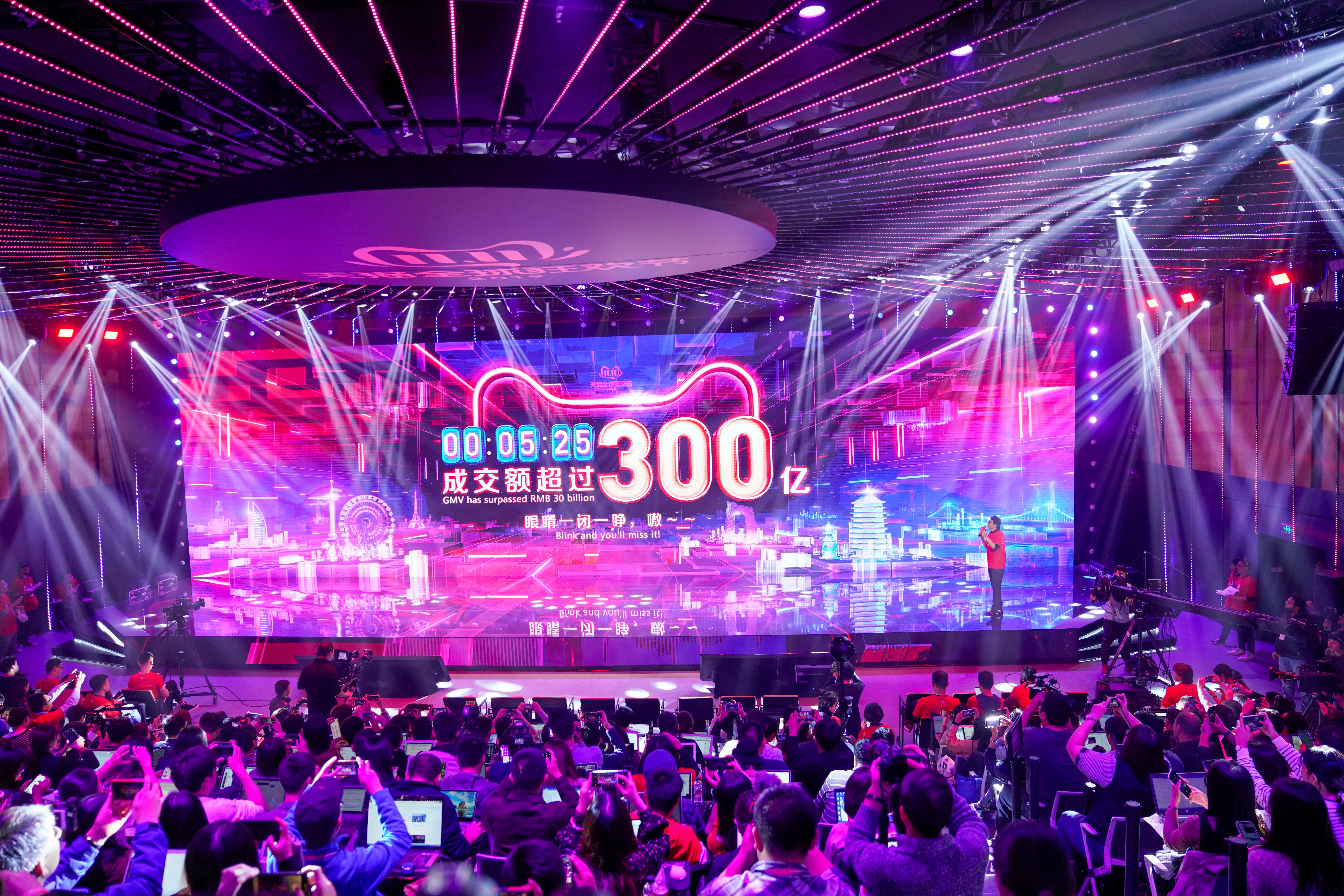 Alibaba Singles Day 2019