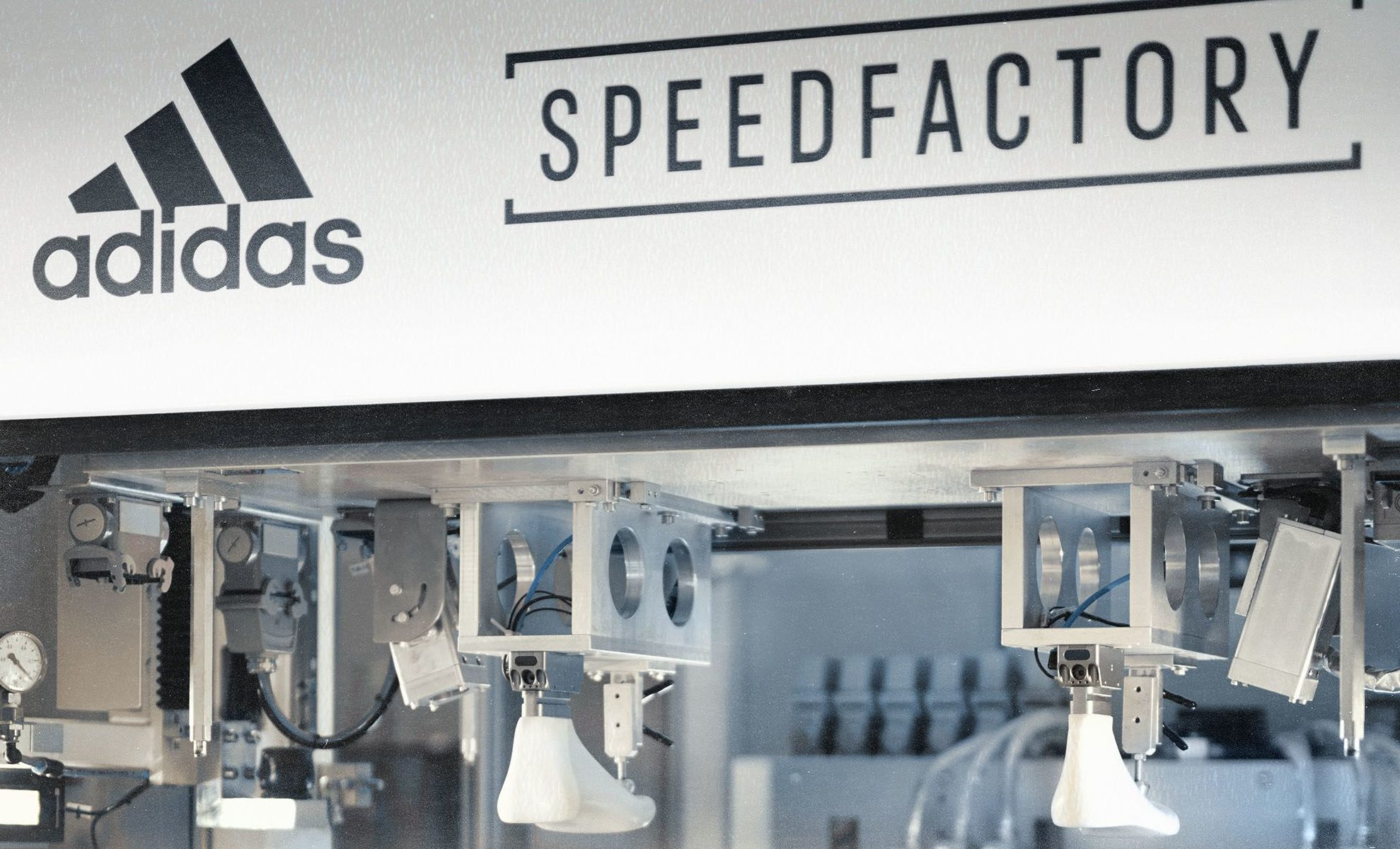 Adidas is shutting down the robotic factories that were