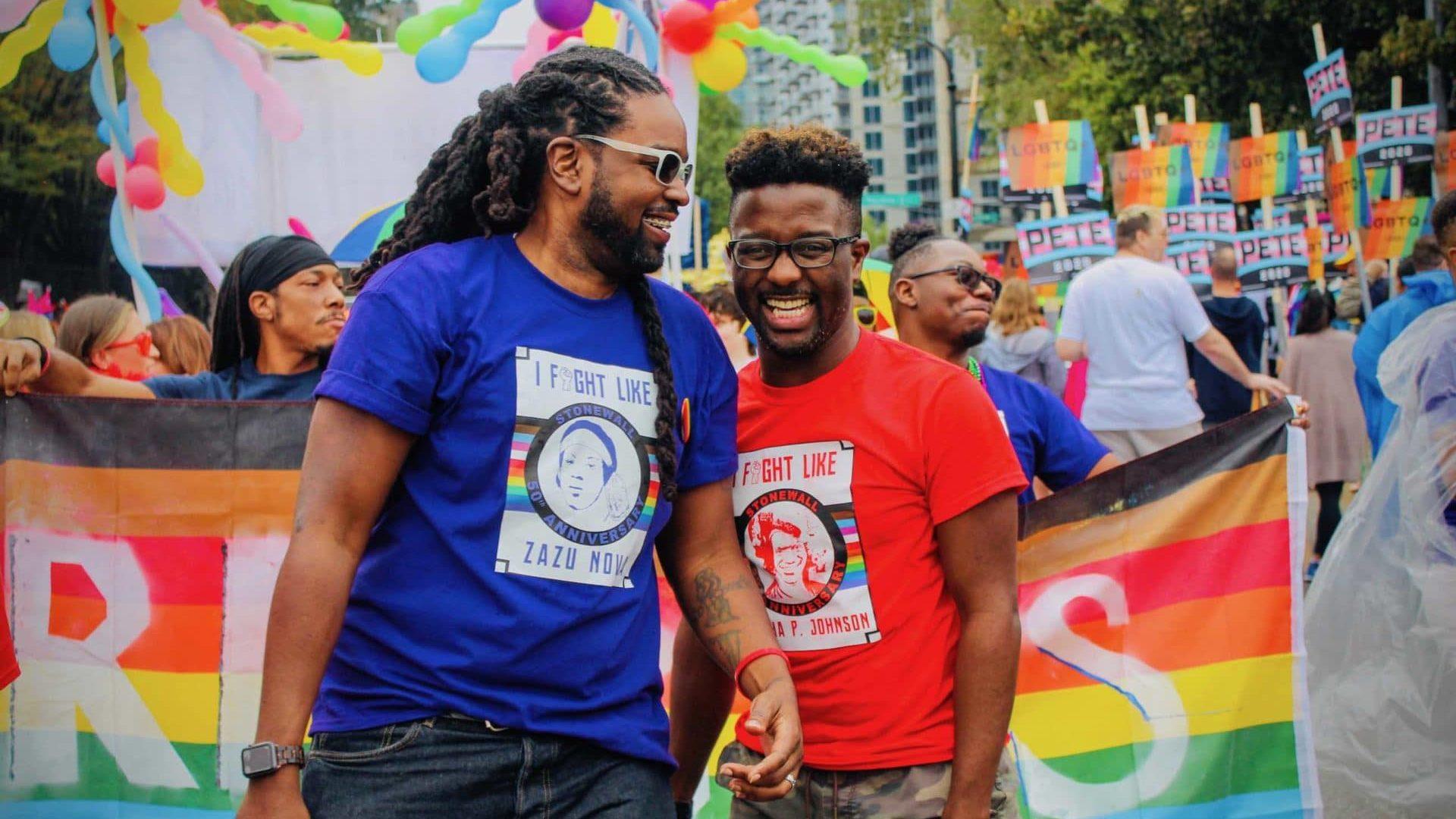 Black gay pride atlanta 2020