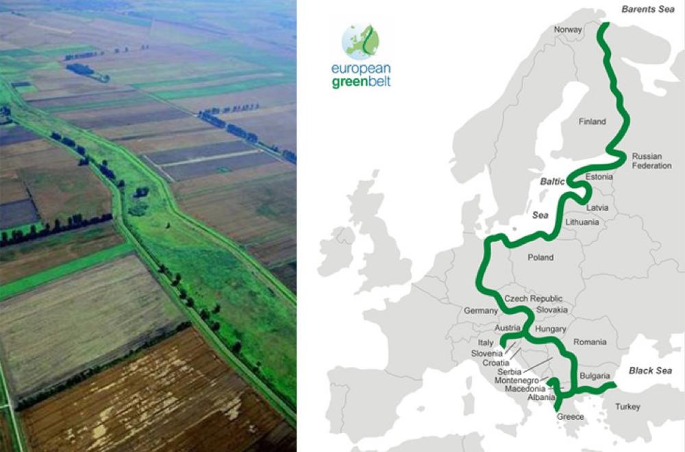 The Iron Curtain Greenway