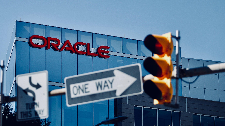 Oracle building.