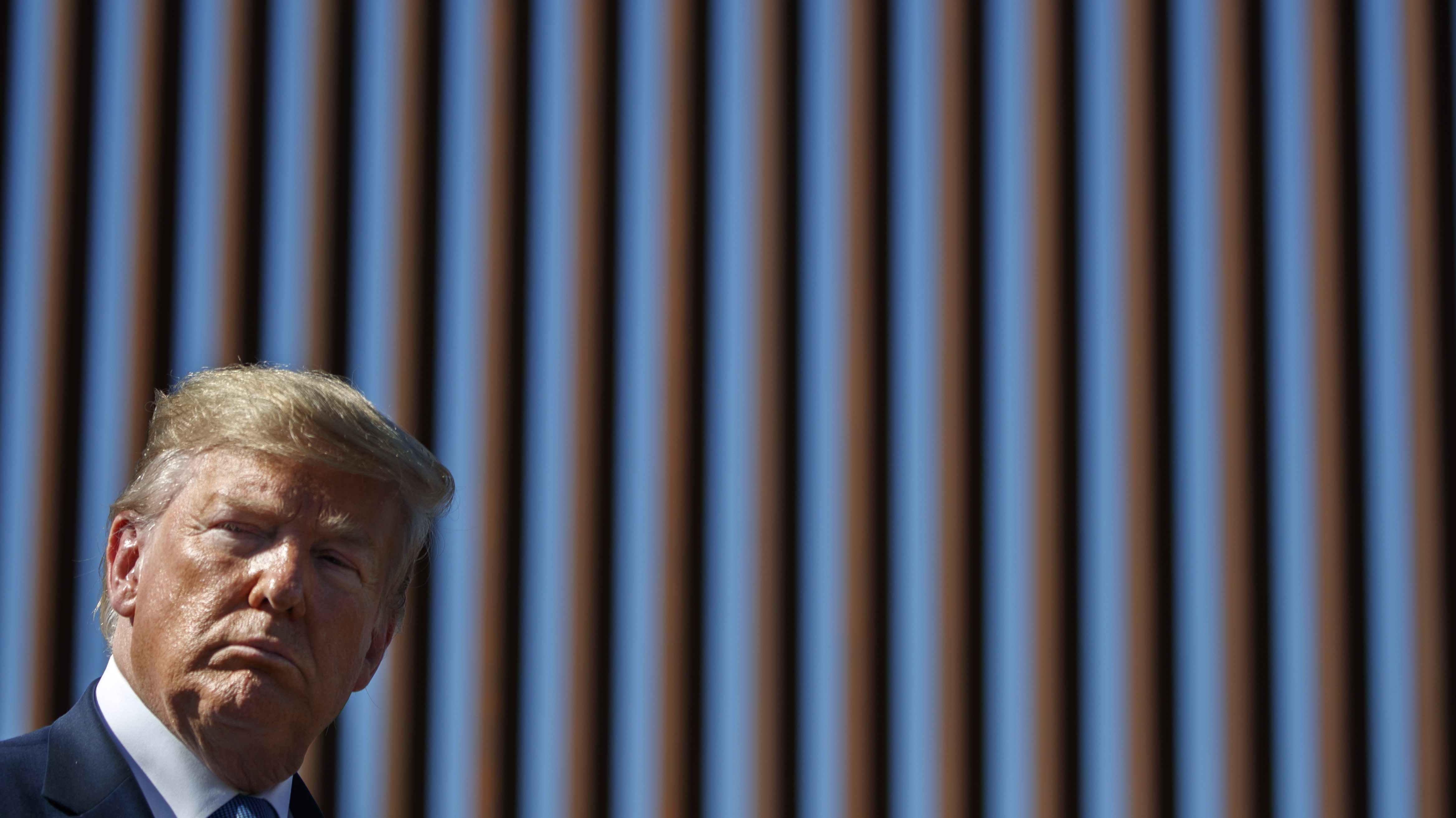 "Trump to spend $300 million on ""quality assurance"" after border wall easily breached"
