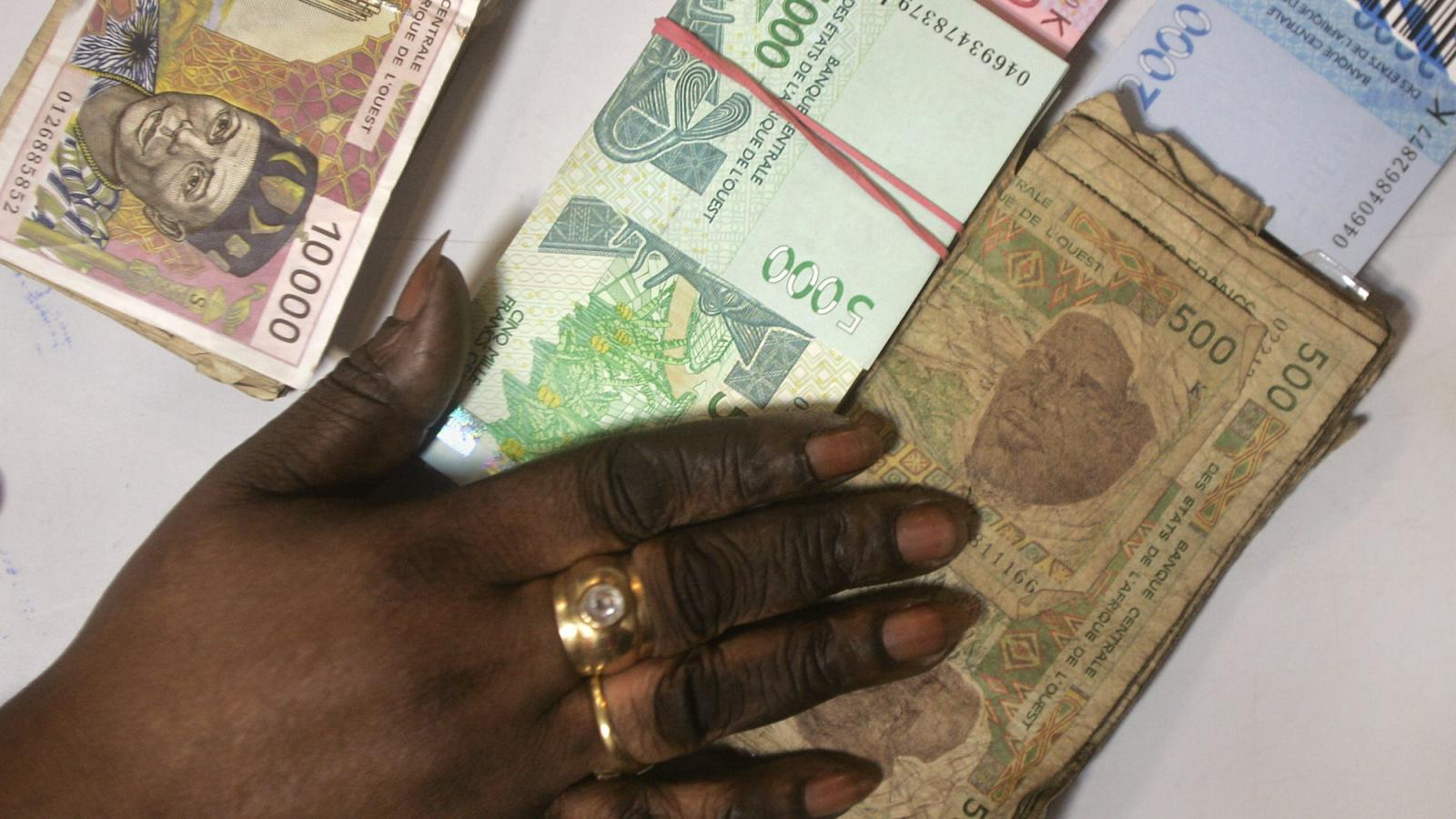 How The France Backed African Cfa Franc