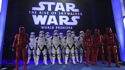 star wars the rise of skywalker premiere