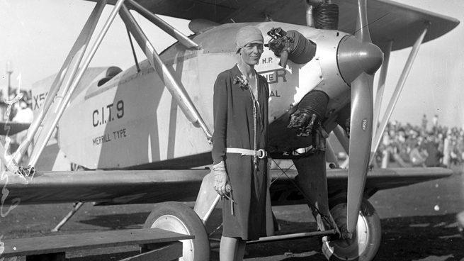 Amelia Earhart — Quartz Daily Obsession