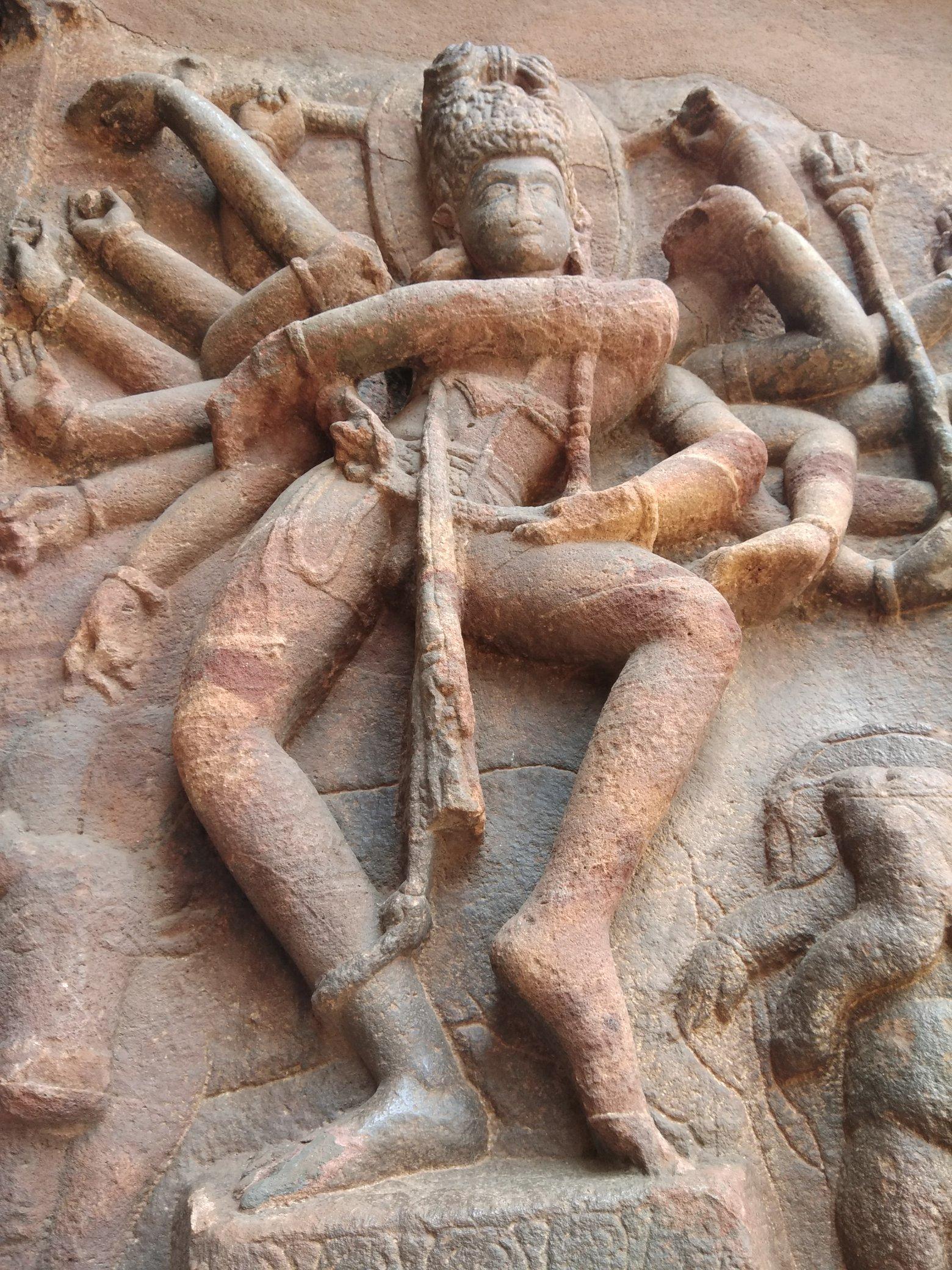 India-Nataraja-Chalukya-Badami