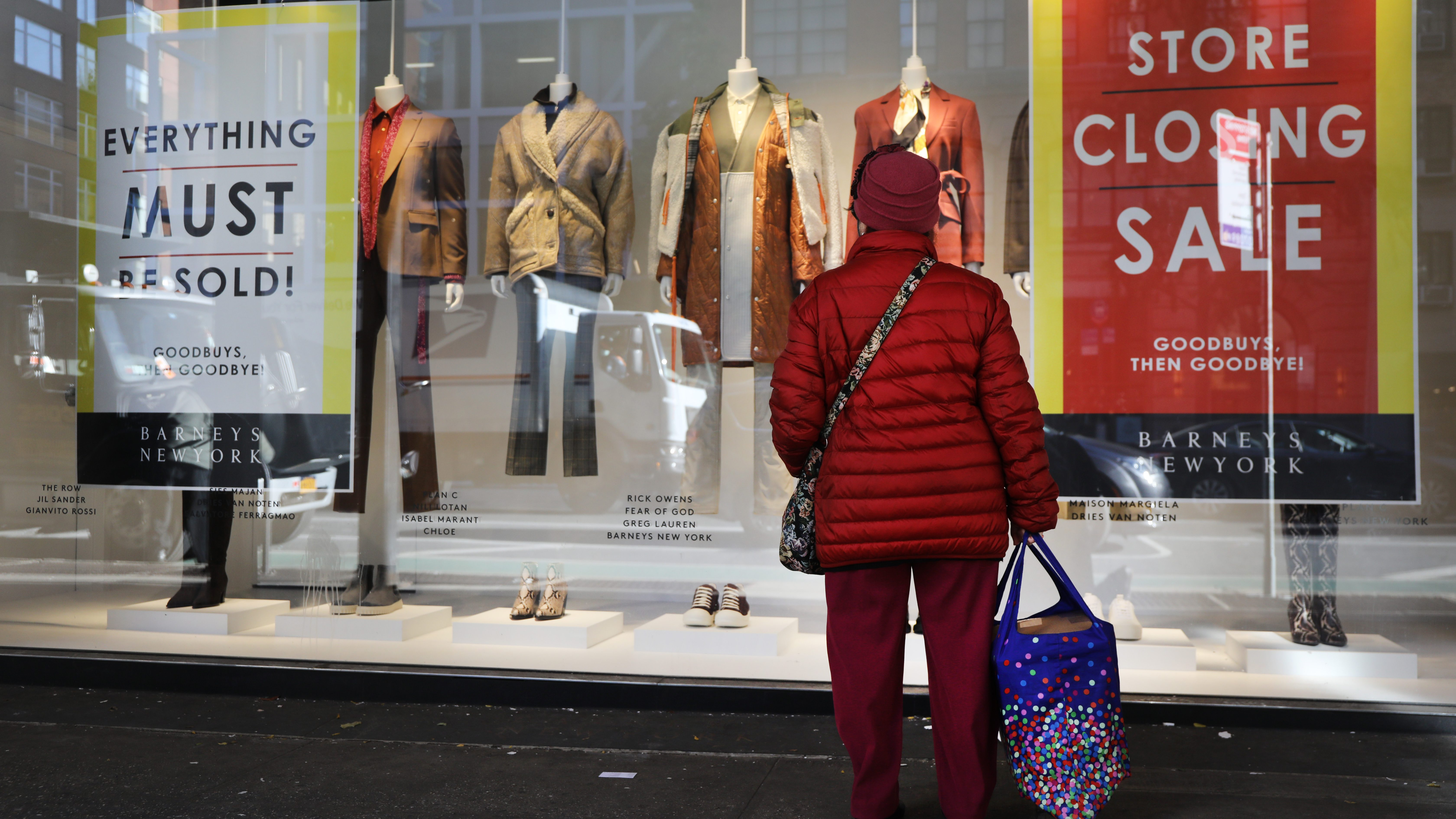 2019 saw a dramatic spike in US retailers closing stores