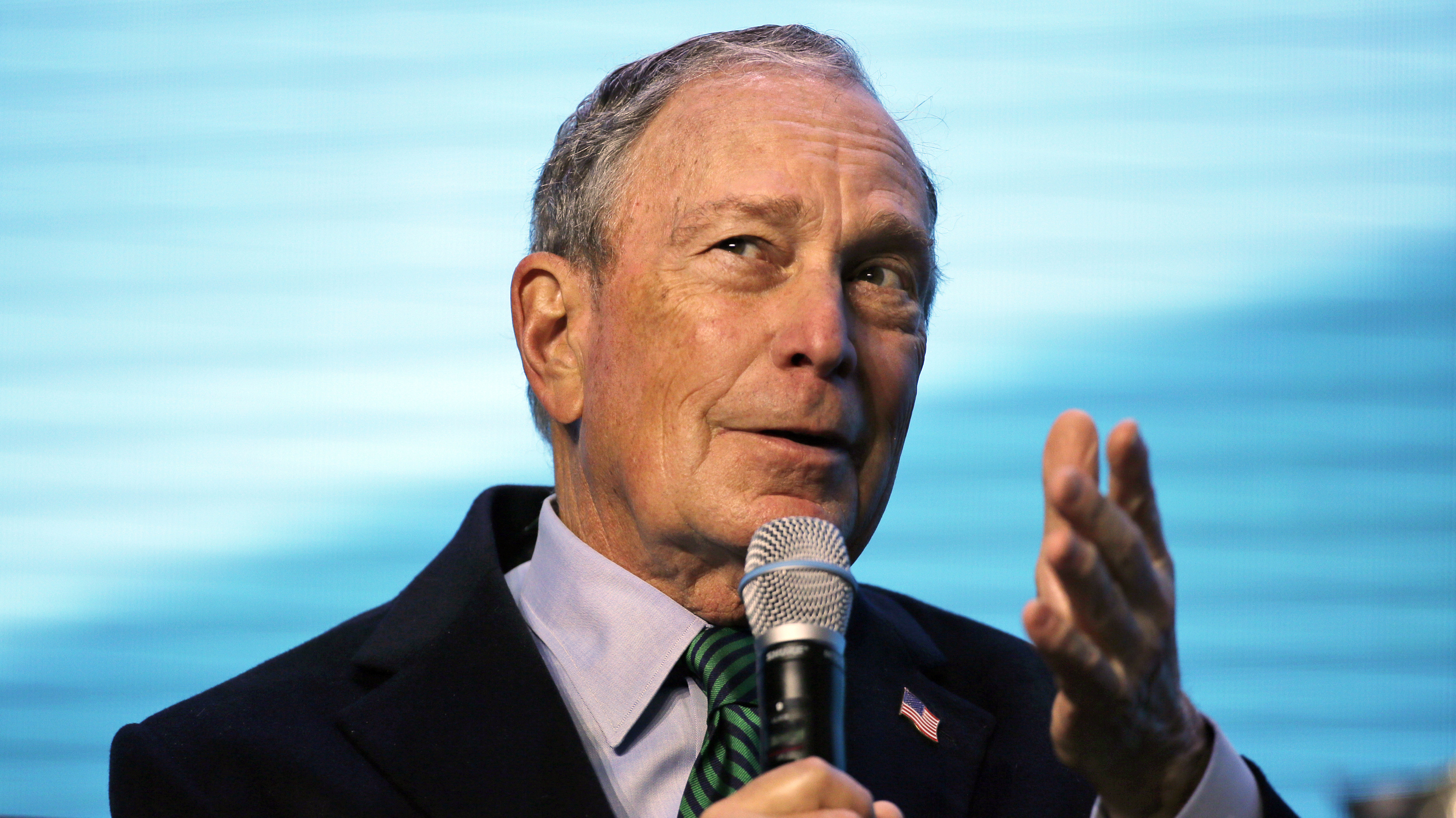 Michael Bloomberg prison labor presidential campaign Democrat 2020 jpg?quality=75&strip=all&w=1400.'