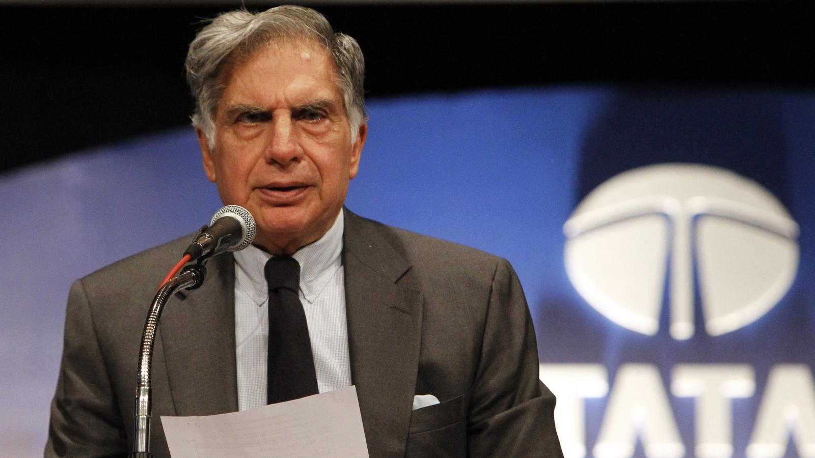 Ratan Tata can't help mentoring entrepreneurs even on Instagram — Quartz  India