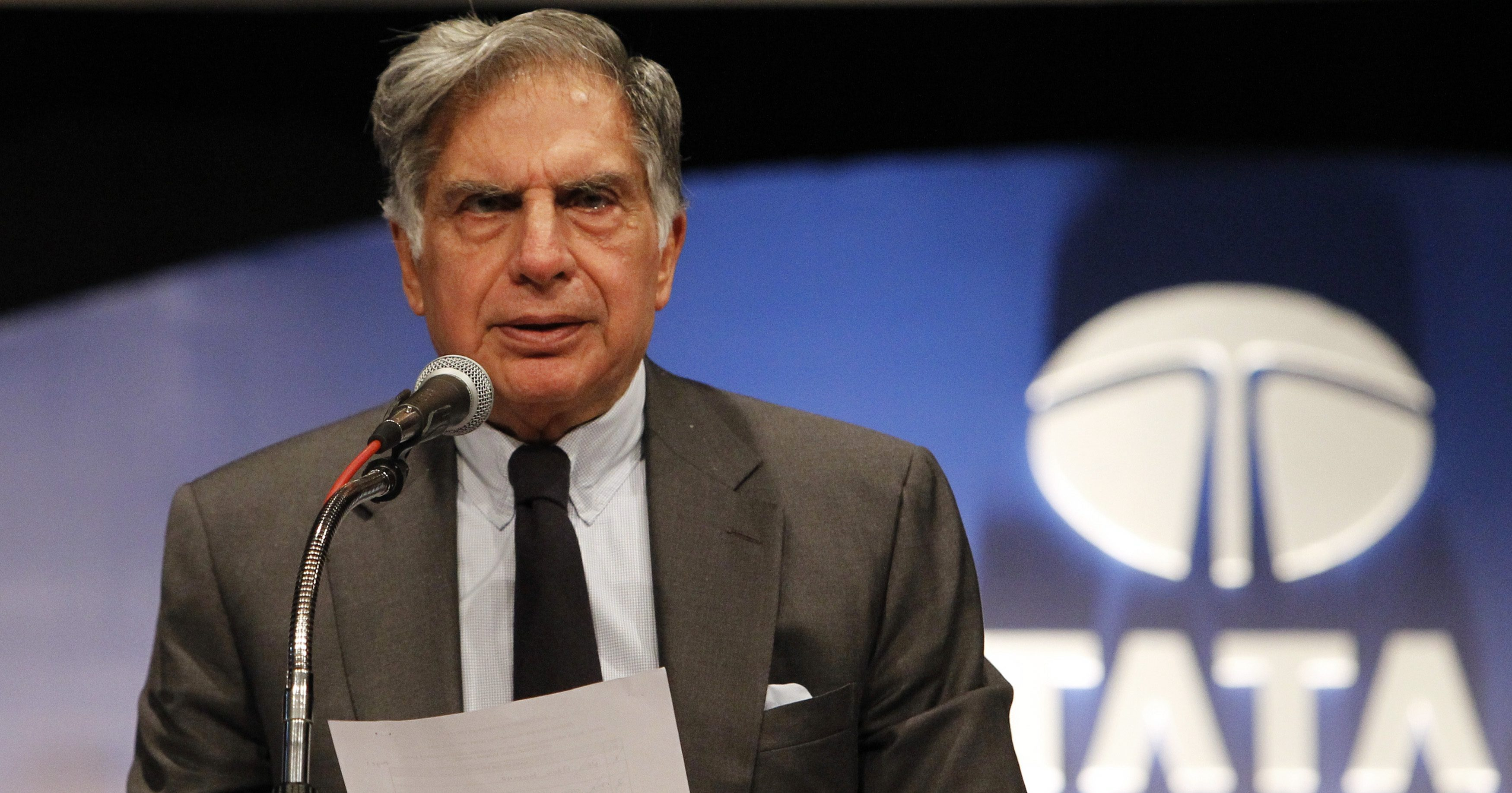 Ratan Tata can't help mentoring entrepreneurs even on Instagram