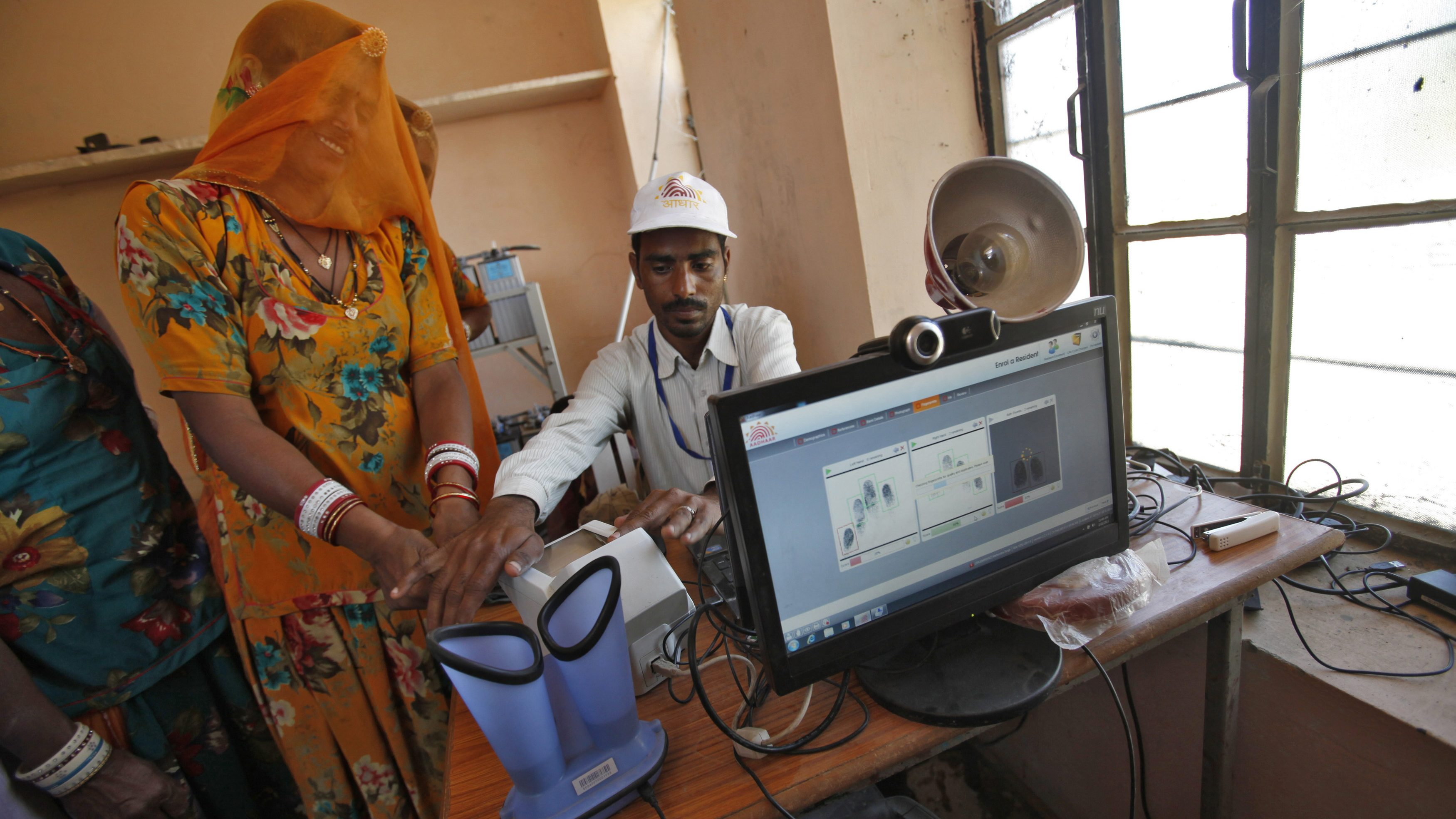 India scores poorly on safety of Aadhaar biometric data
