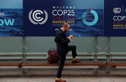 U.N. Climate Change Conference (COP25) in Madrid, Spain