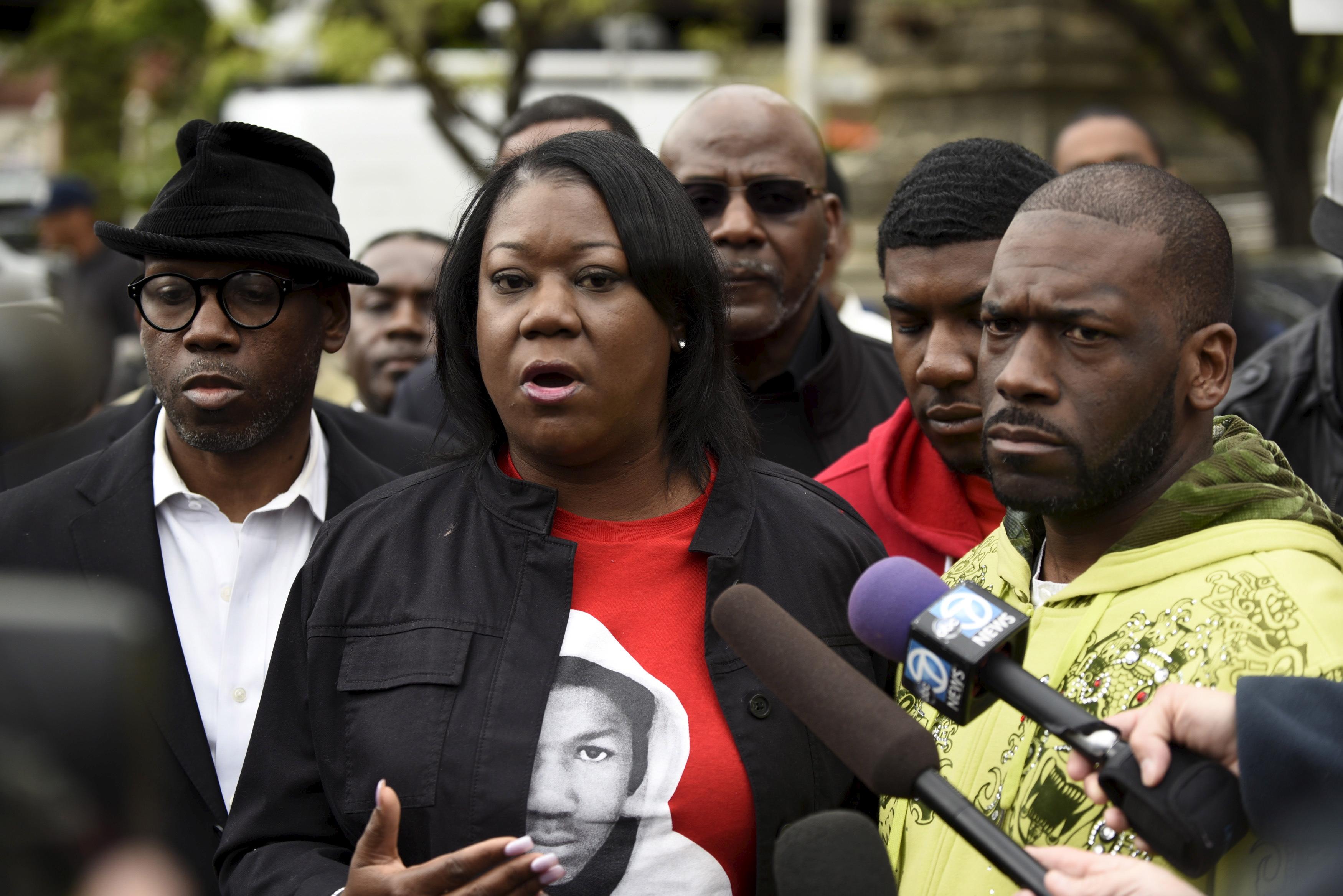 Sybrina Fulton Trayvon Martin