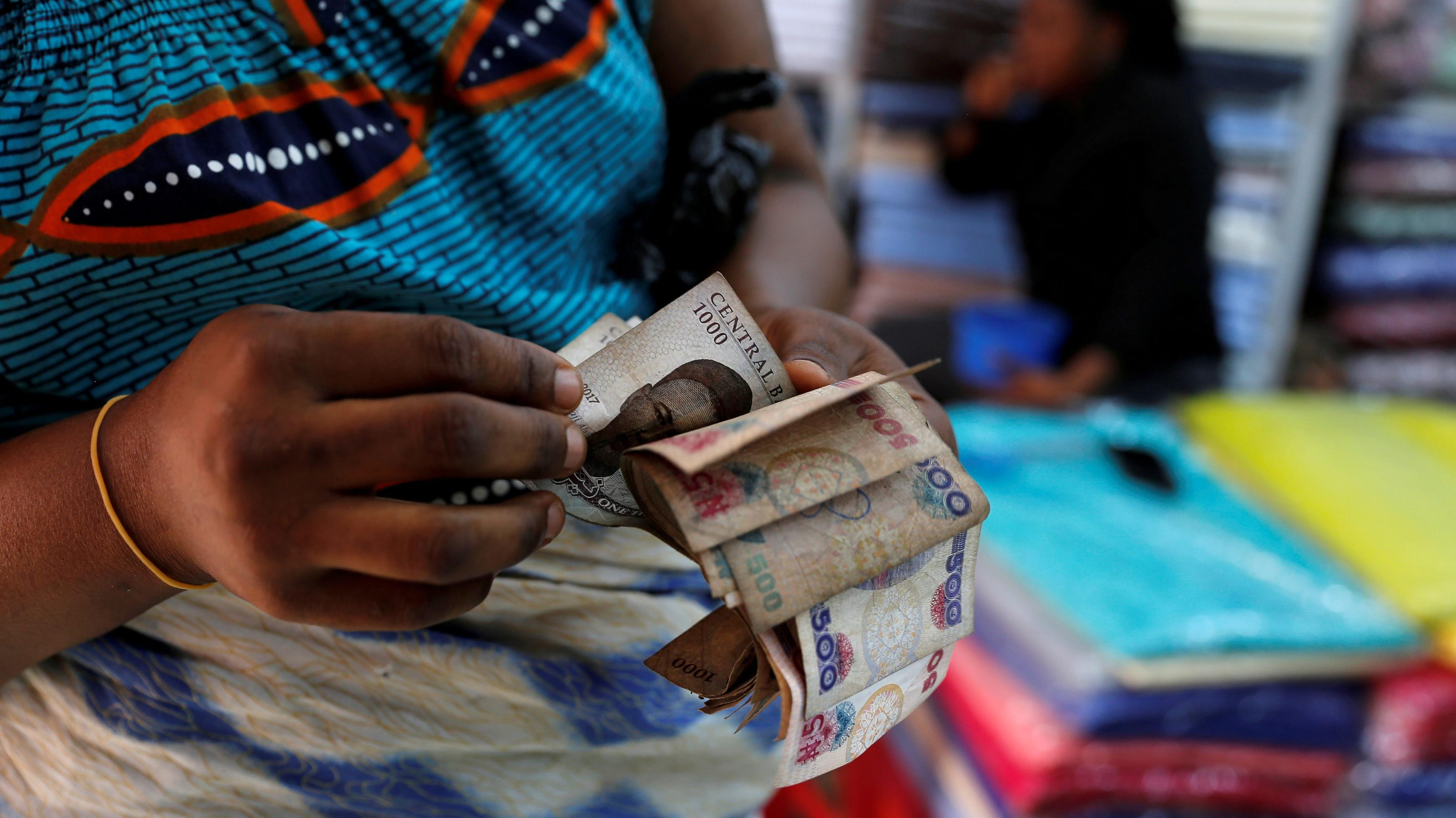 Economists struggle to figure out where Africa's informal economy