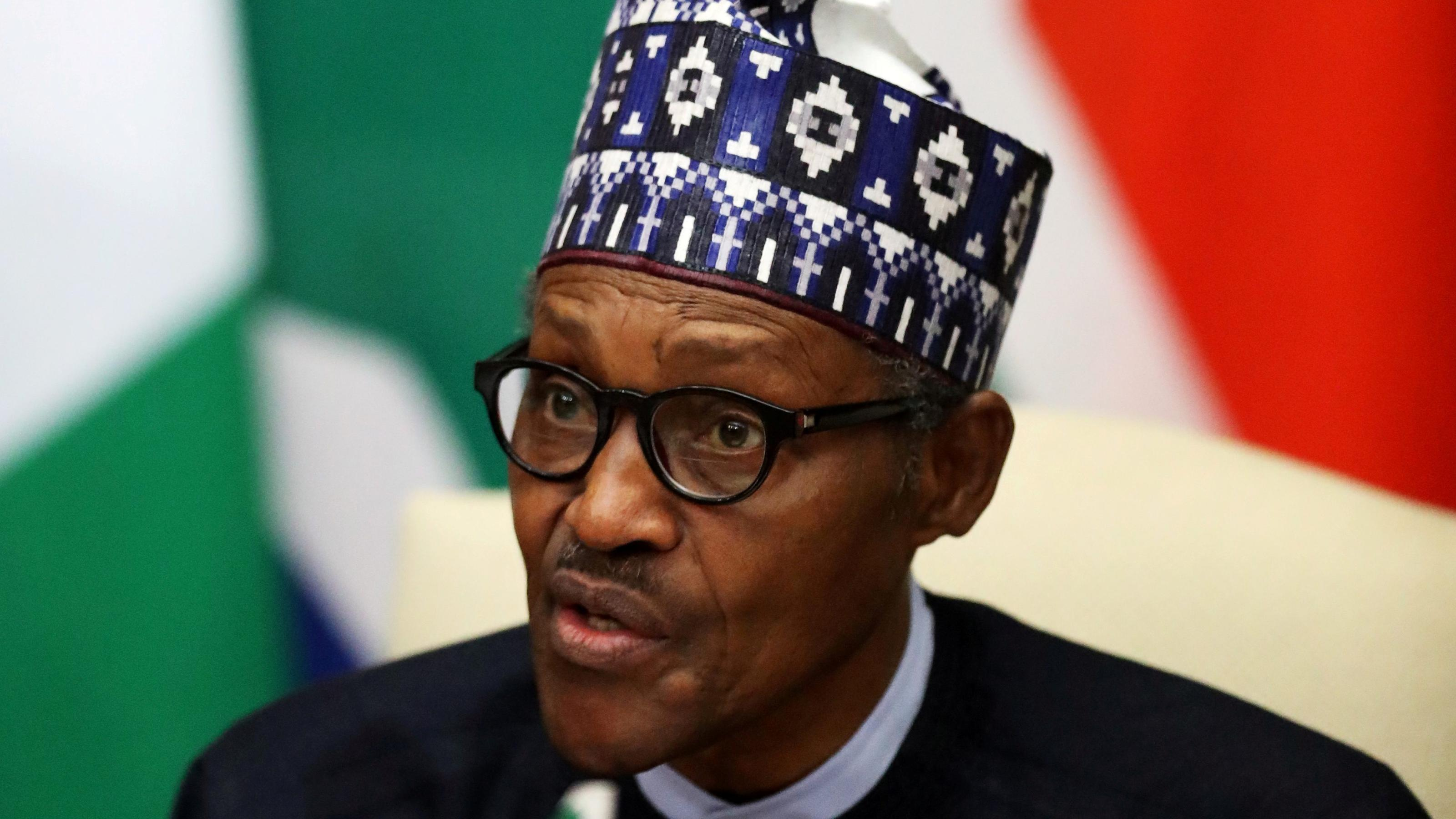 Nigeria president Buhari promises visa on arrival for Africans