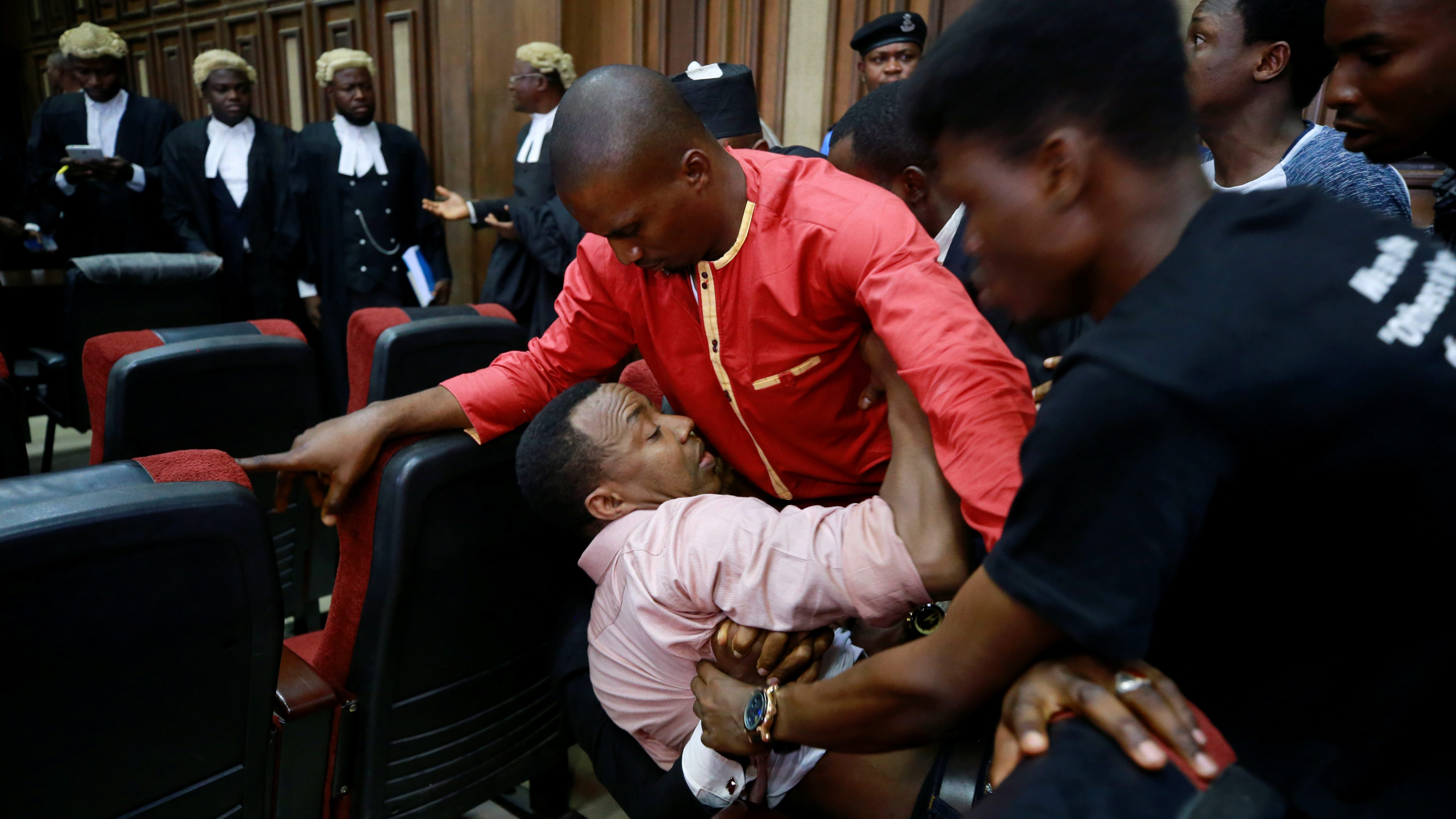 The controversial rearrest of a prominent activist and journalist is testing press freedom in Nigeria